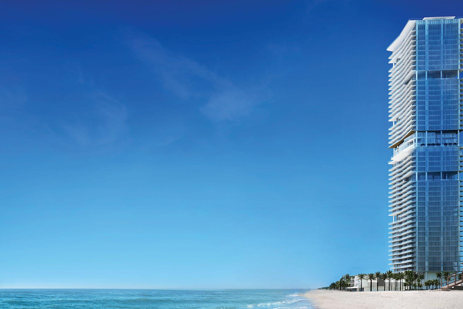 Condominium for Active at 18501 Collins Ave PH01 Sunny Isles Beach, Florida 33160 United States