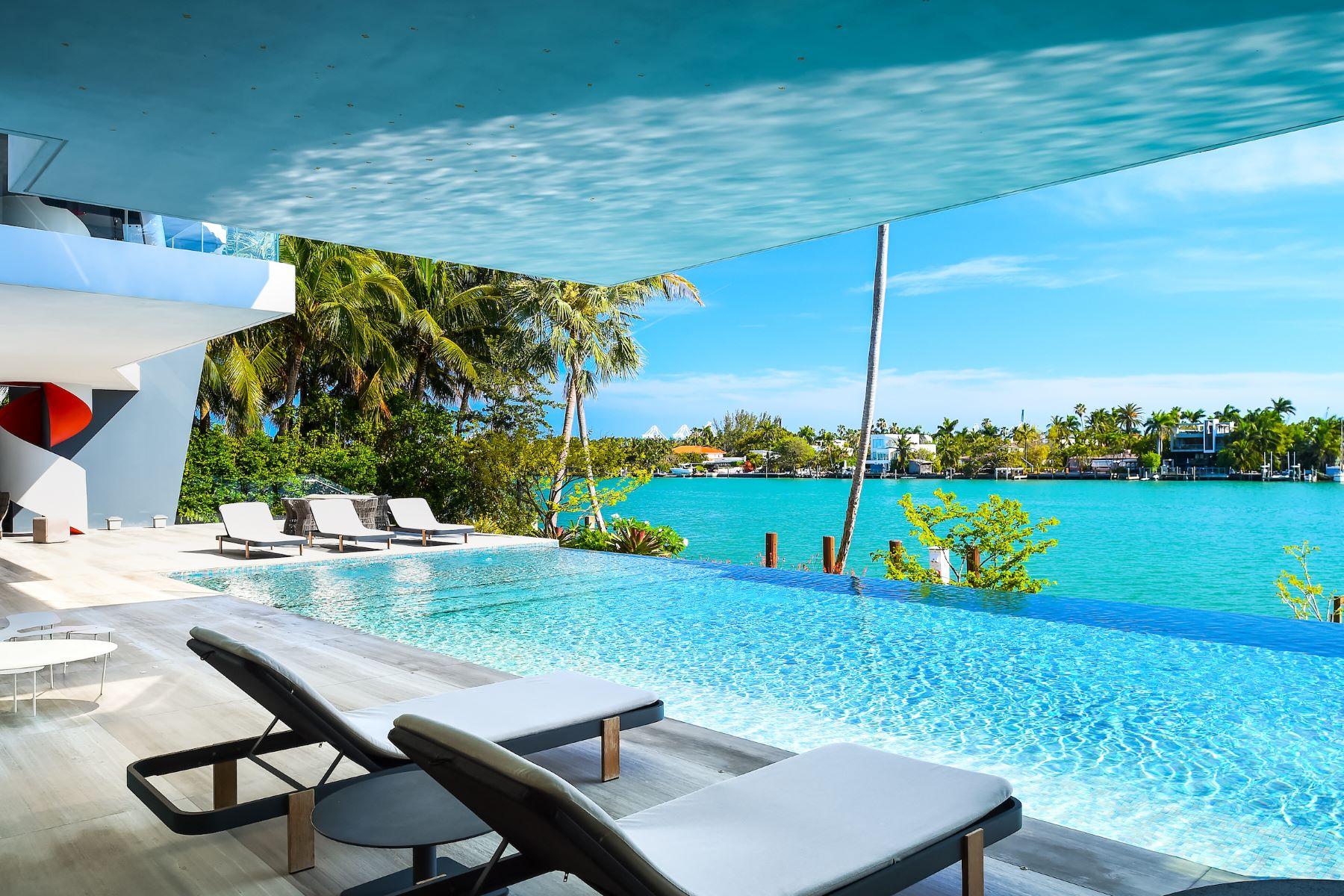 Single Family Homes para Venda às 370 S Hibiscus Dr Miami Beach, Florida 33139 Estados Unidos
