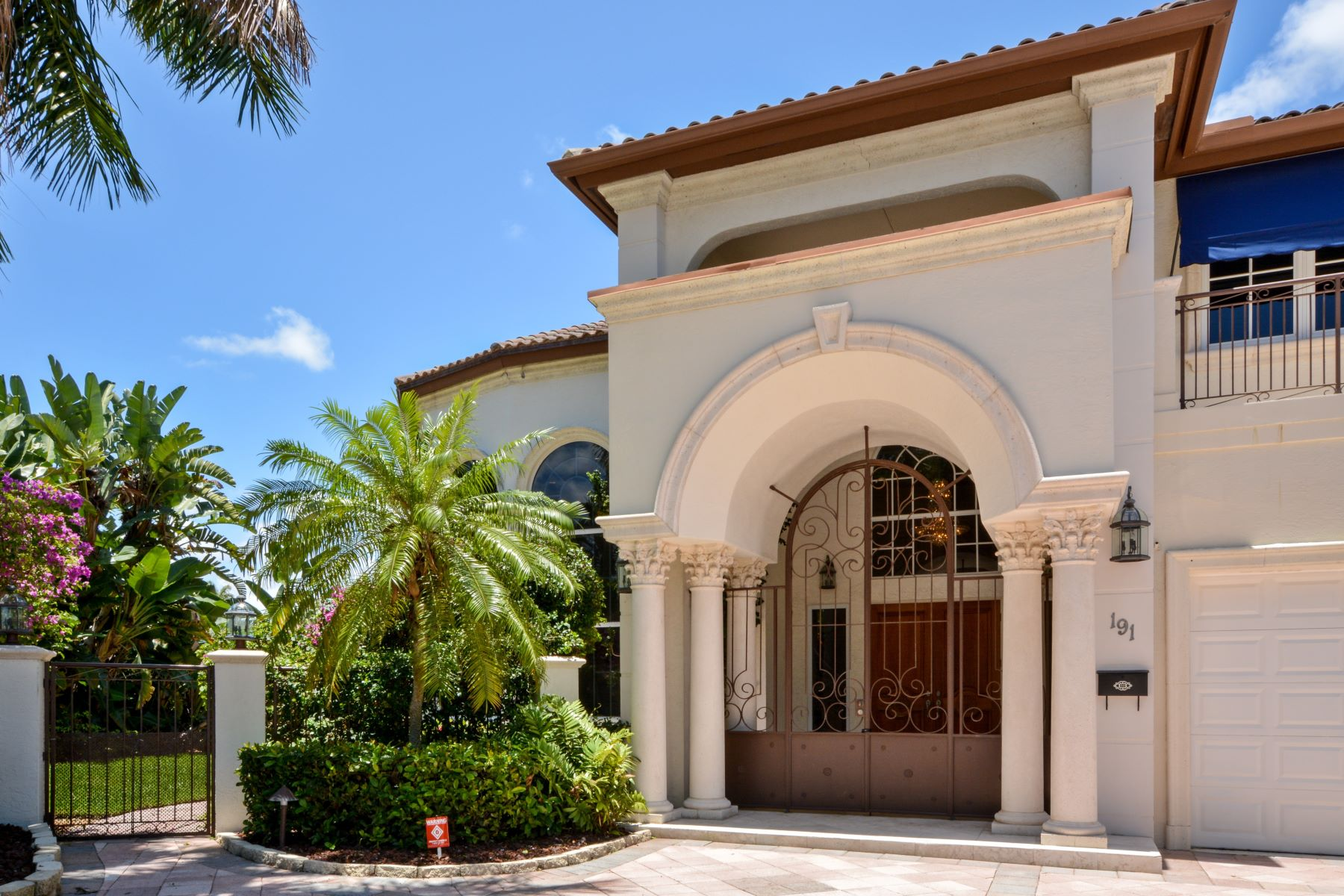 Частный односемейный дом для того Продажа на 191 Seven Isles Dr Fort Lauderdale, Флорида, 33301 Соединенные Штаты
