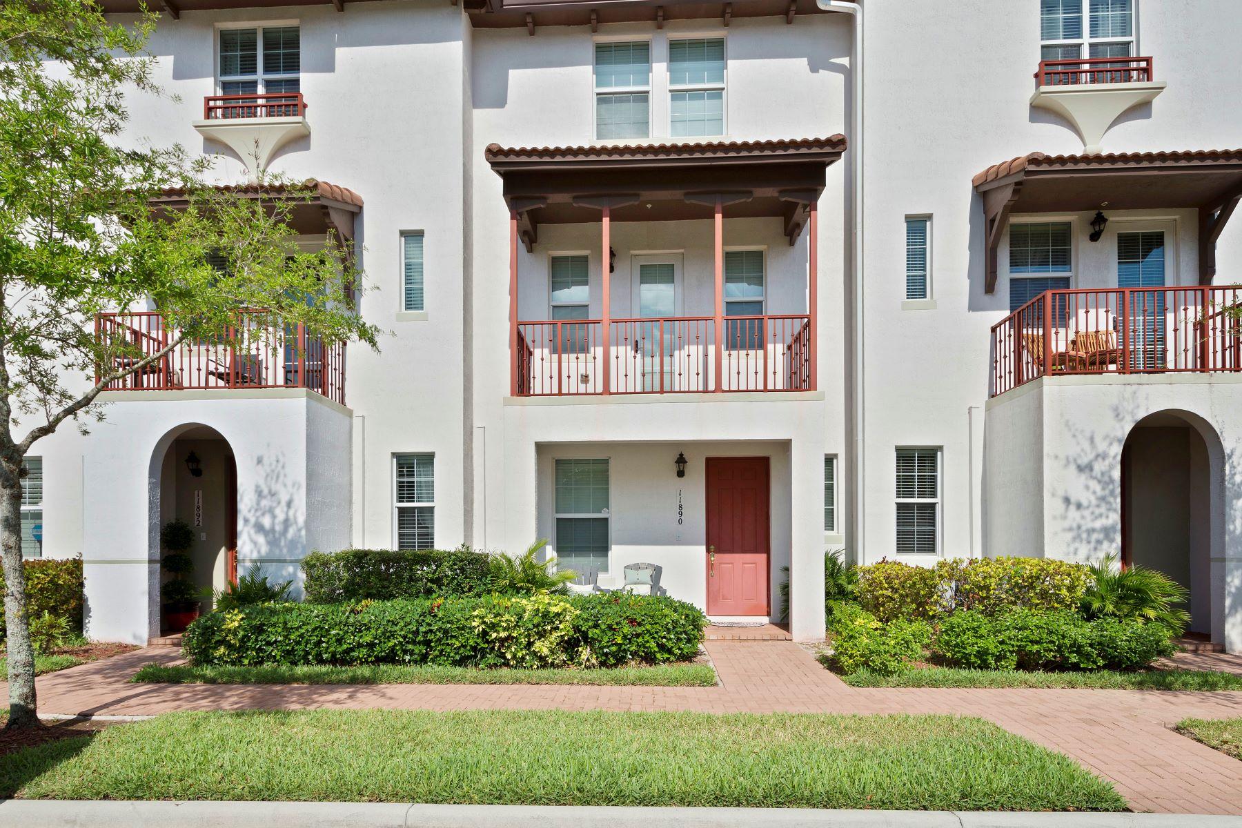 联栋屋 为 销售 在 11890 Sw 25th Ct #107 11890 Sw 25th Ct 107, 米拉玛, 佛罗里达州, 33025 美国