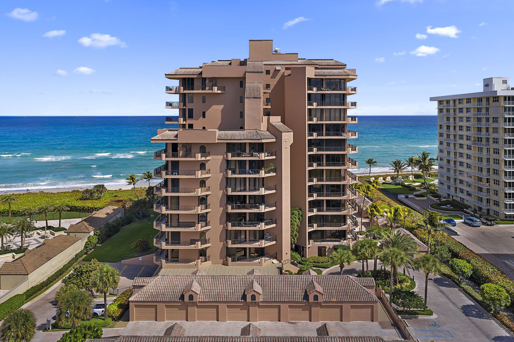 condominiums for Active at 530 Ocean Drive 701 Juno Beach, Florida 33408 United States