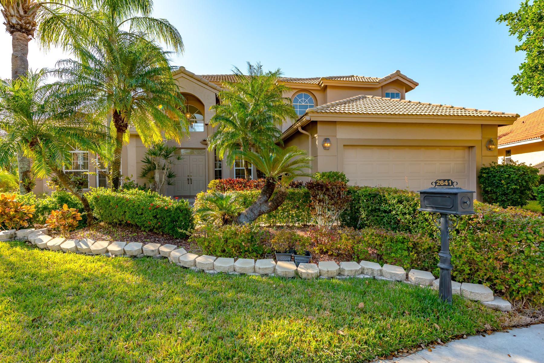 Casa Unifamiliar por un Alquiler en 2641 Nelson Ct Weston, Florida, 33332 Estados Unidos