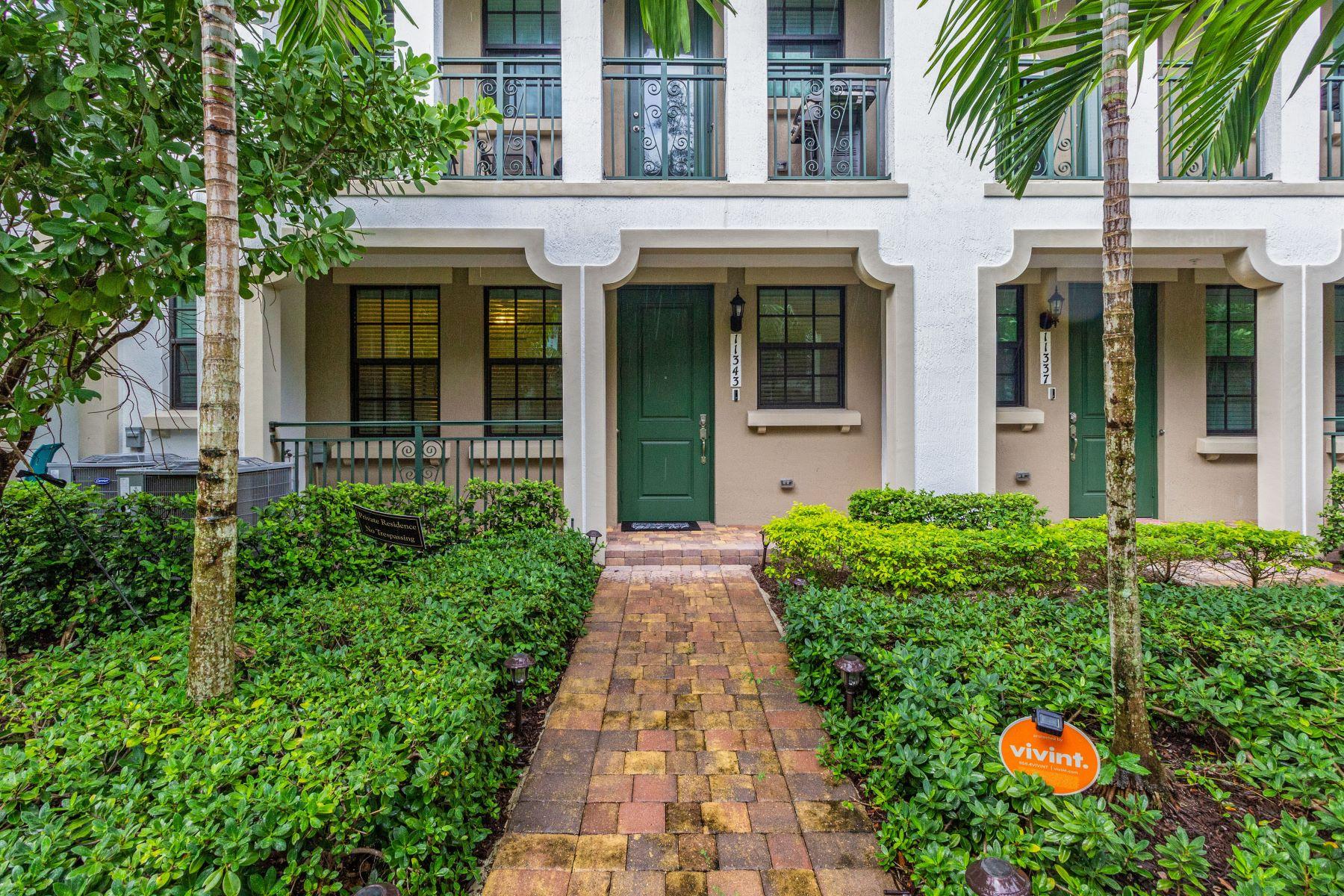 townhouses por un Venta en Pembroke Pines, Florida 33025 Estados Unidos
