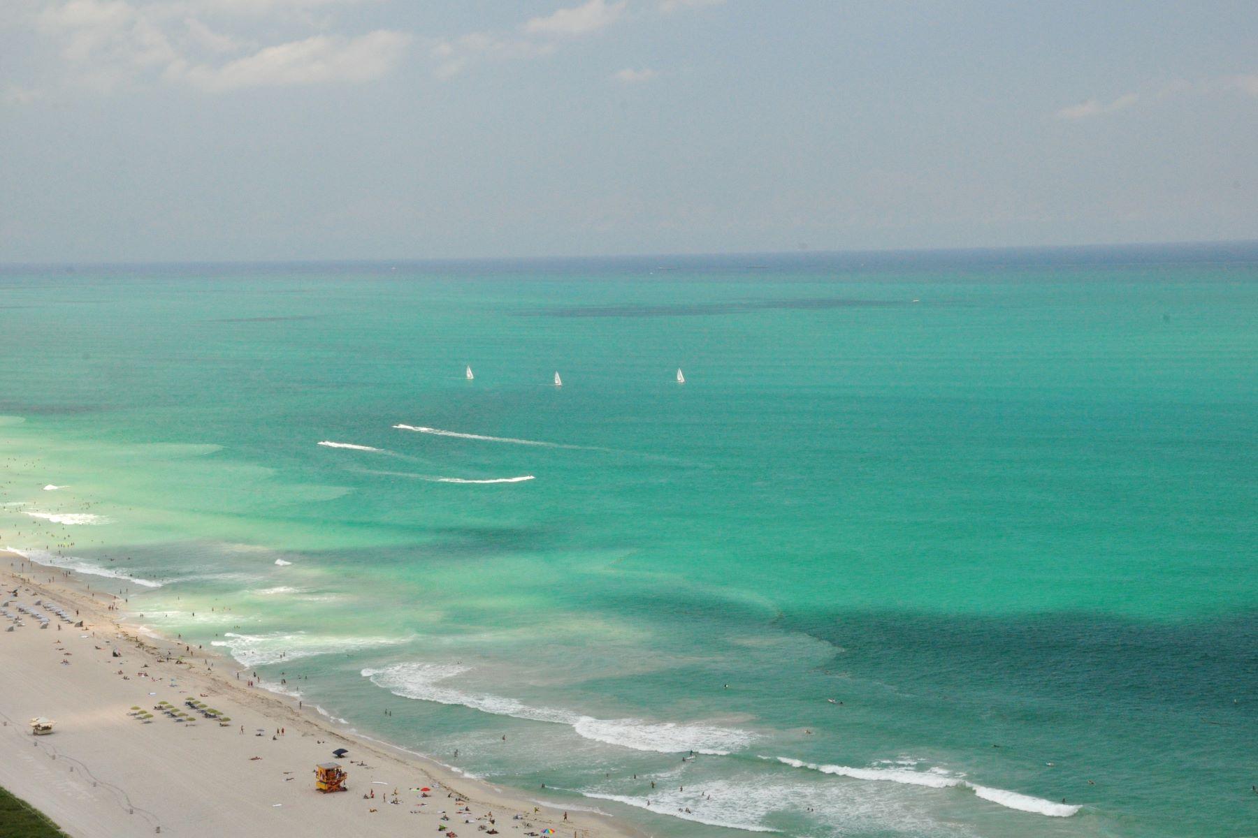 Кондоминиум для того Продажа на 50 S Pointe Dr #3401 50 S Pointe Dr 3401 Miami Beach, Флорида, 33139 Соединенные Штаты