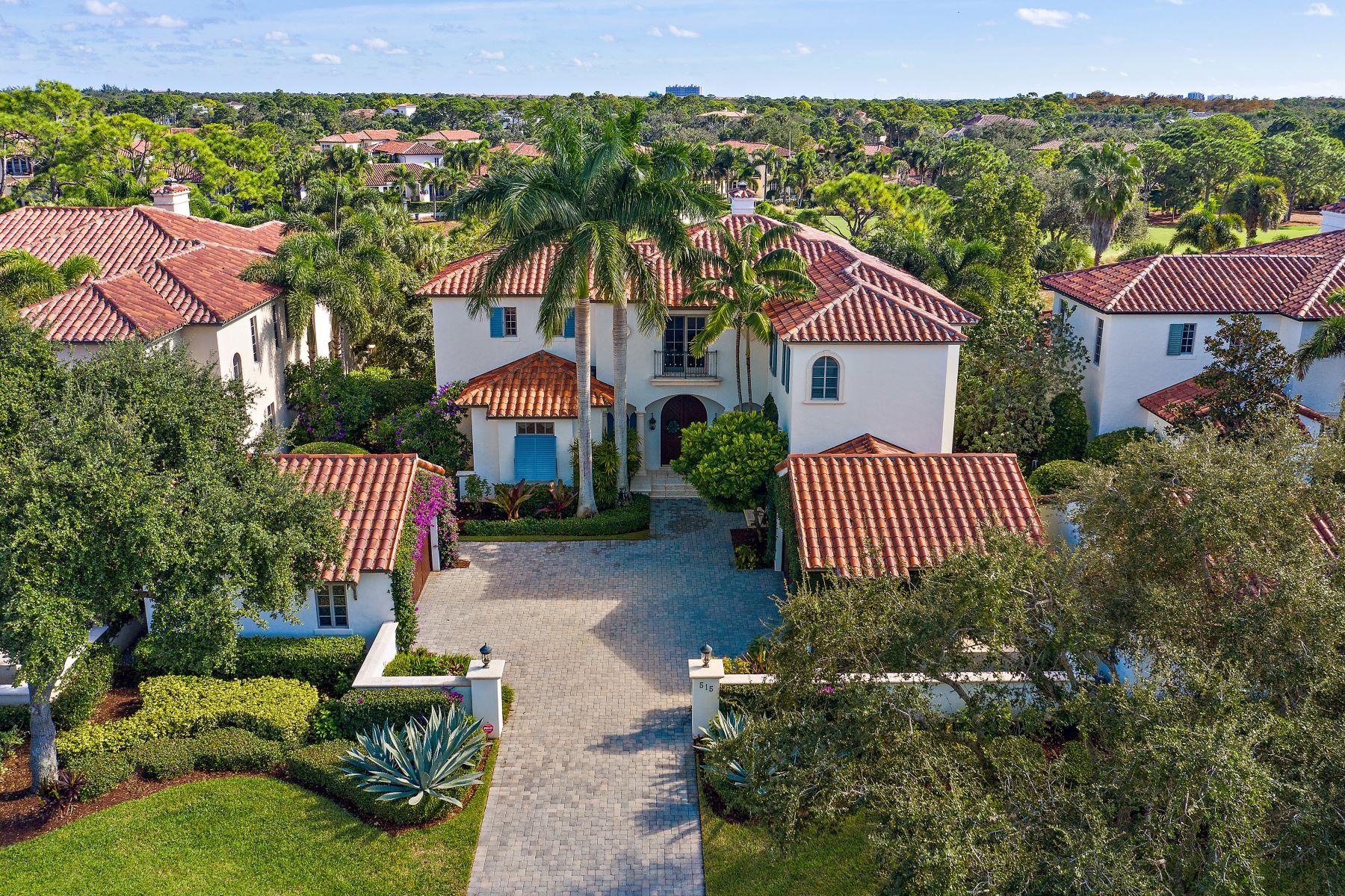 single family homes for Active at 515 Bald Eagle Drive Jupiter, Florida 33477 United States