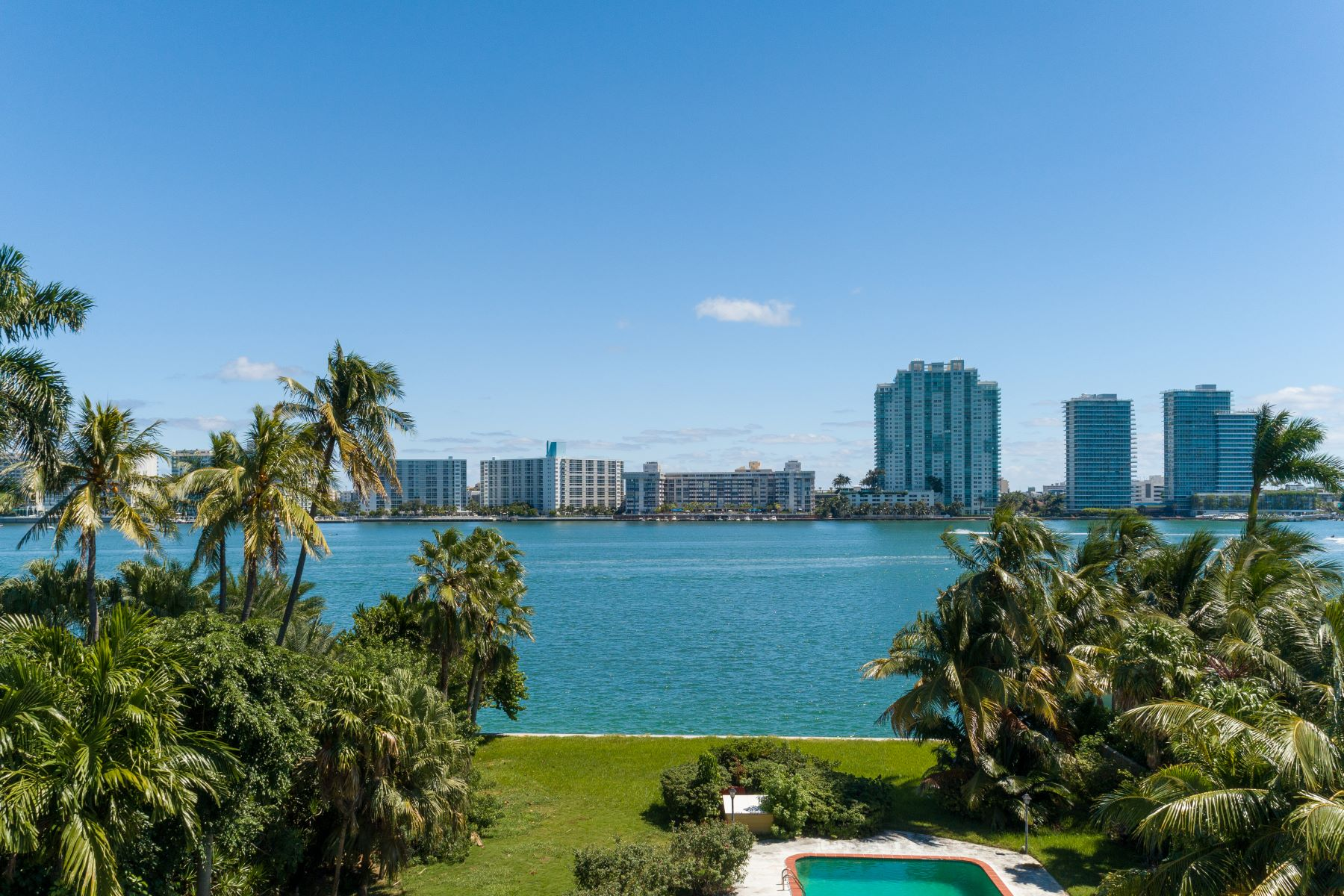 Land for Sale at 34 Star Island Dr Miami Beach, Florida 33139 United States