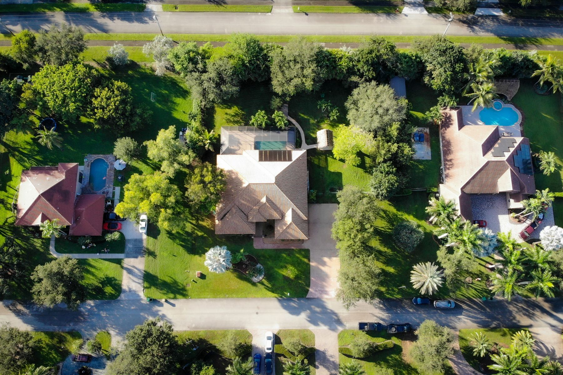Single Family Homes for Sale at 15222 Sw 25th St Davie, Florida 33326 United States
