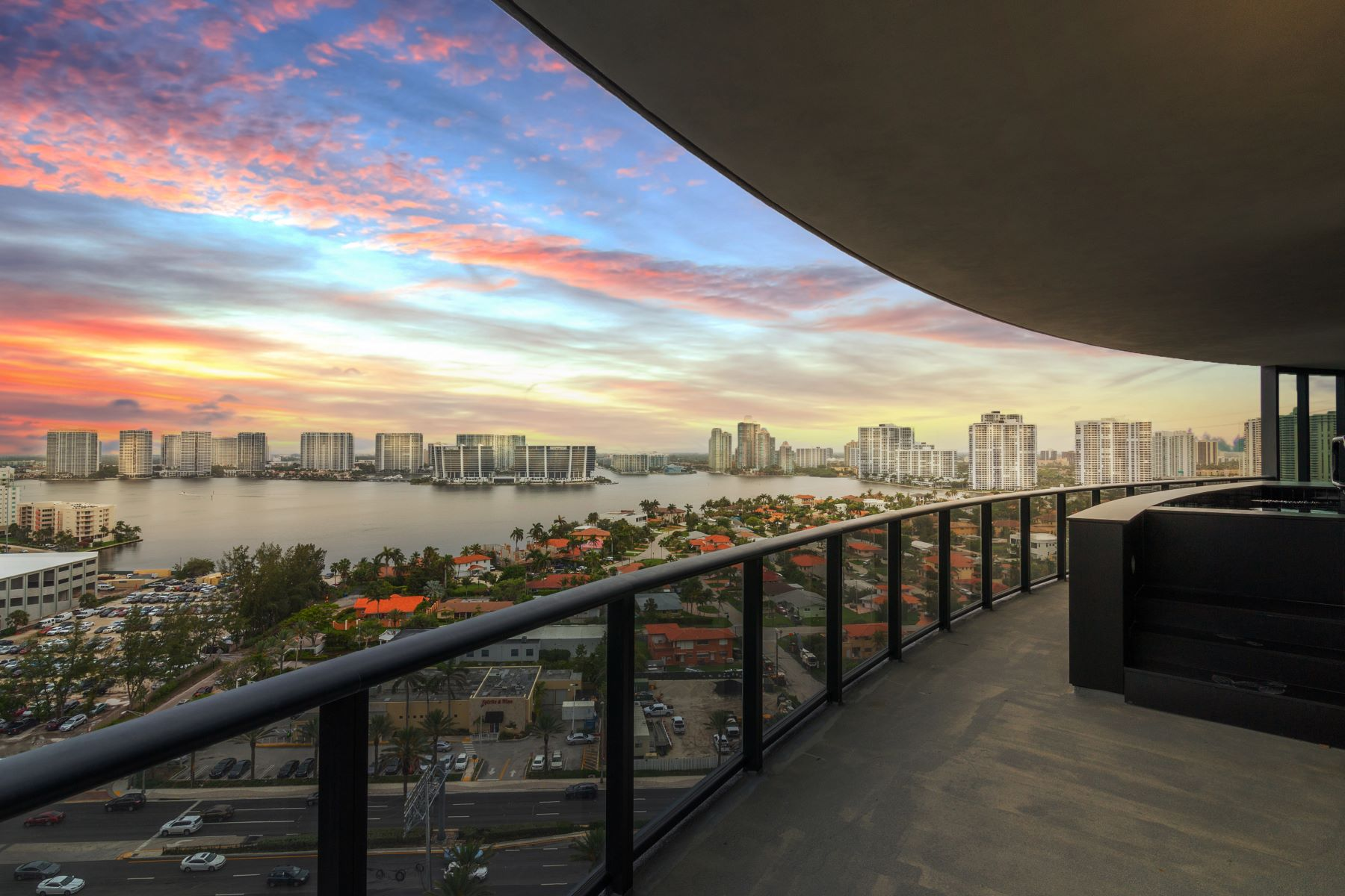 Condominium for Sale at 18555 Collins Ave 18555 Collins Ave 1603 Sunny Isles Beach, Florida 33160 United States
