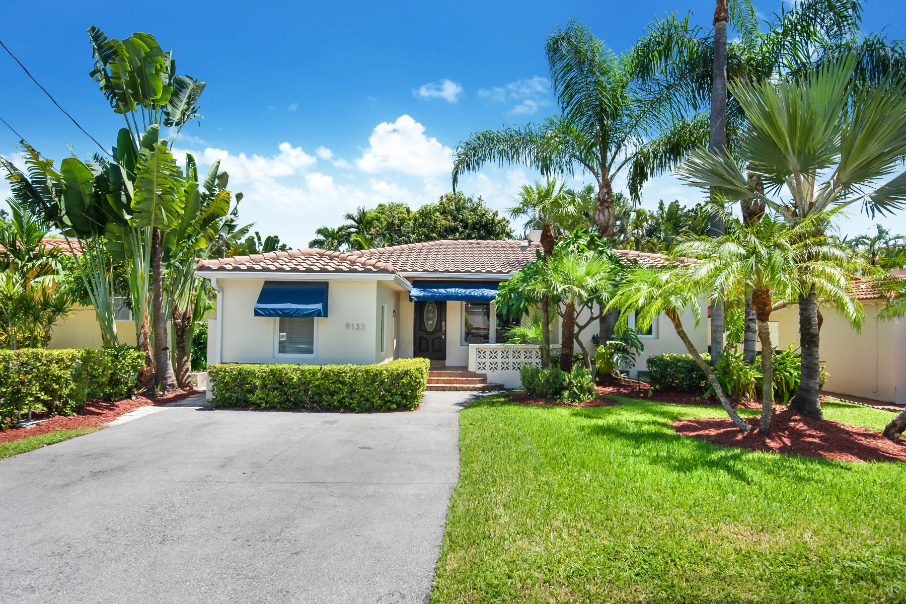 Single Family Homes for Sale at 9133 Byron Ave Surfside, Florida 33154 United States