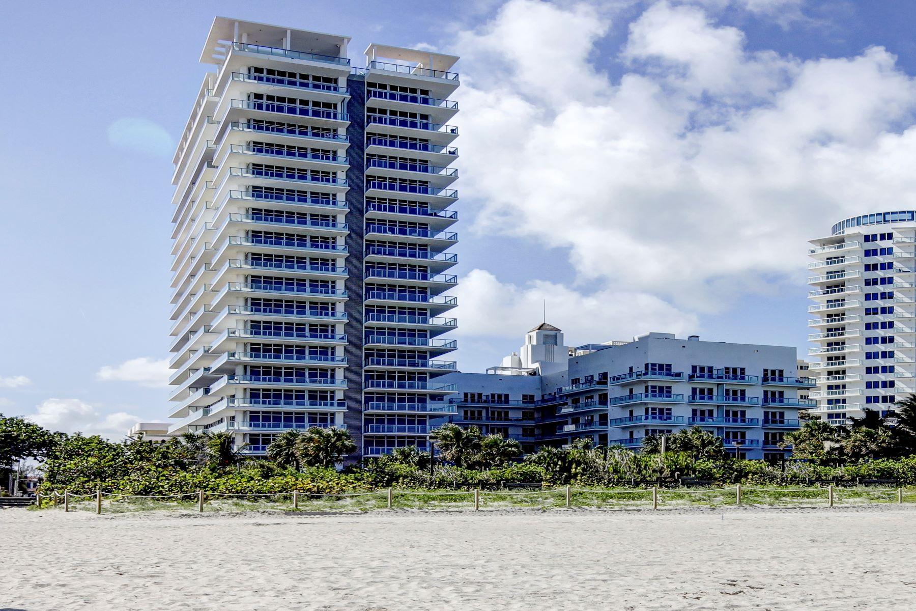 شقة بعمارة للـ Sale في 3737 Collins Ave #S-603 3737 Collins Ave S-603, Miami Beach, Florida, 33140 United States