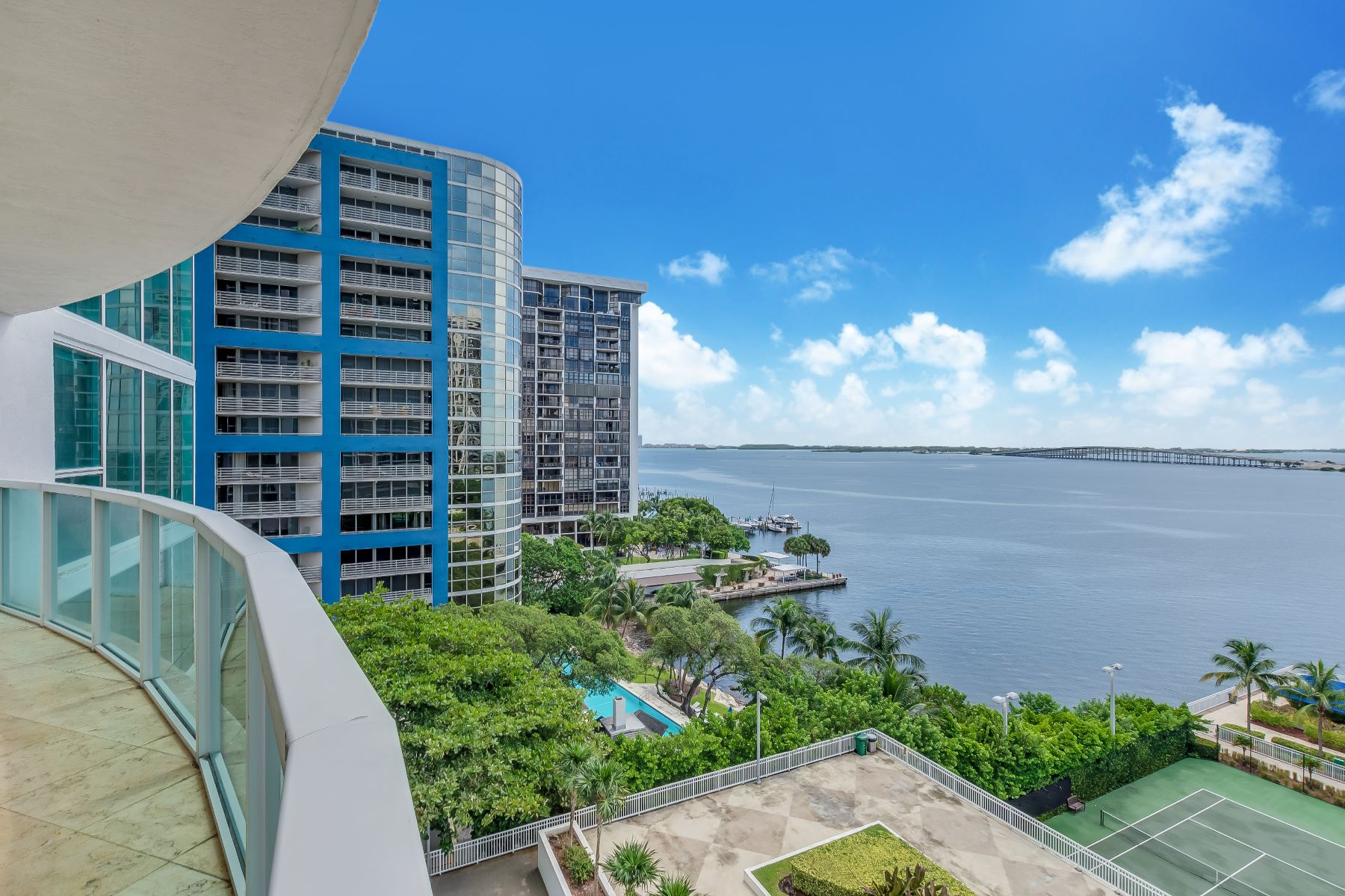 Single Family Home for Sale at 2101 Brickell Avenue #606 2101 Brickell Avenue 606 Miami, Florida, 33129 United States