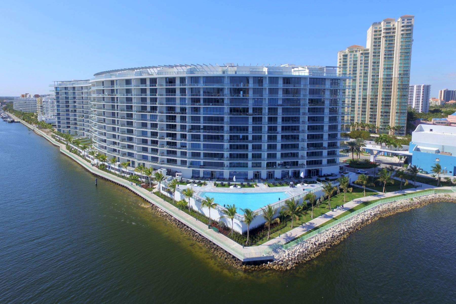 Condominio por un Venta en 3250 Ne 188th St #603 3250 Ne 188th St 603 Aventura, Florida, 33180 Estados Unidos