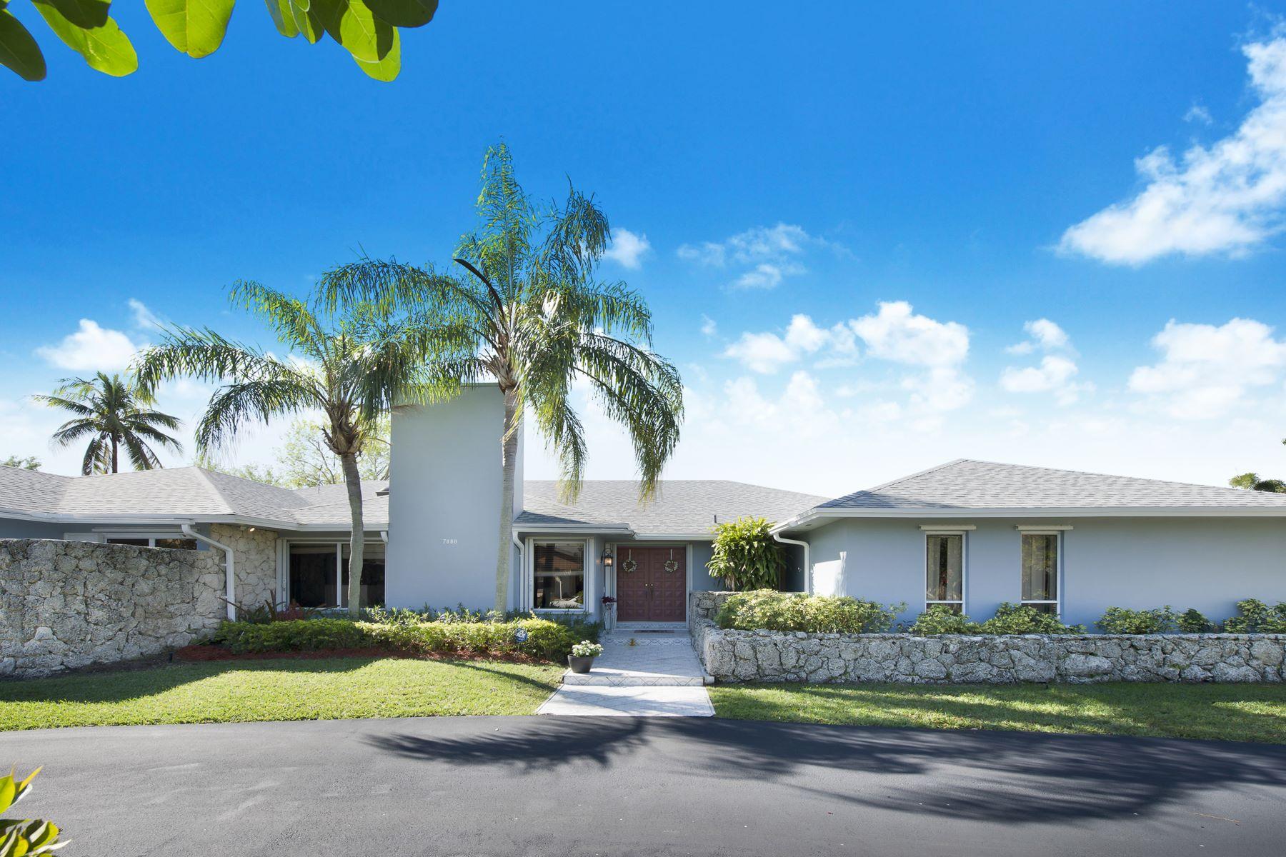 واحد منزل الأسرة للـ Sale في 7880 Sw 181st Ter Palmetto Bay, Florida, 33157 United States