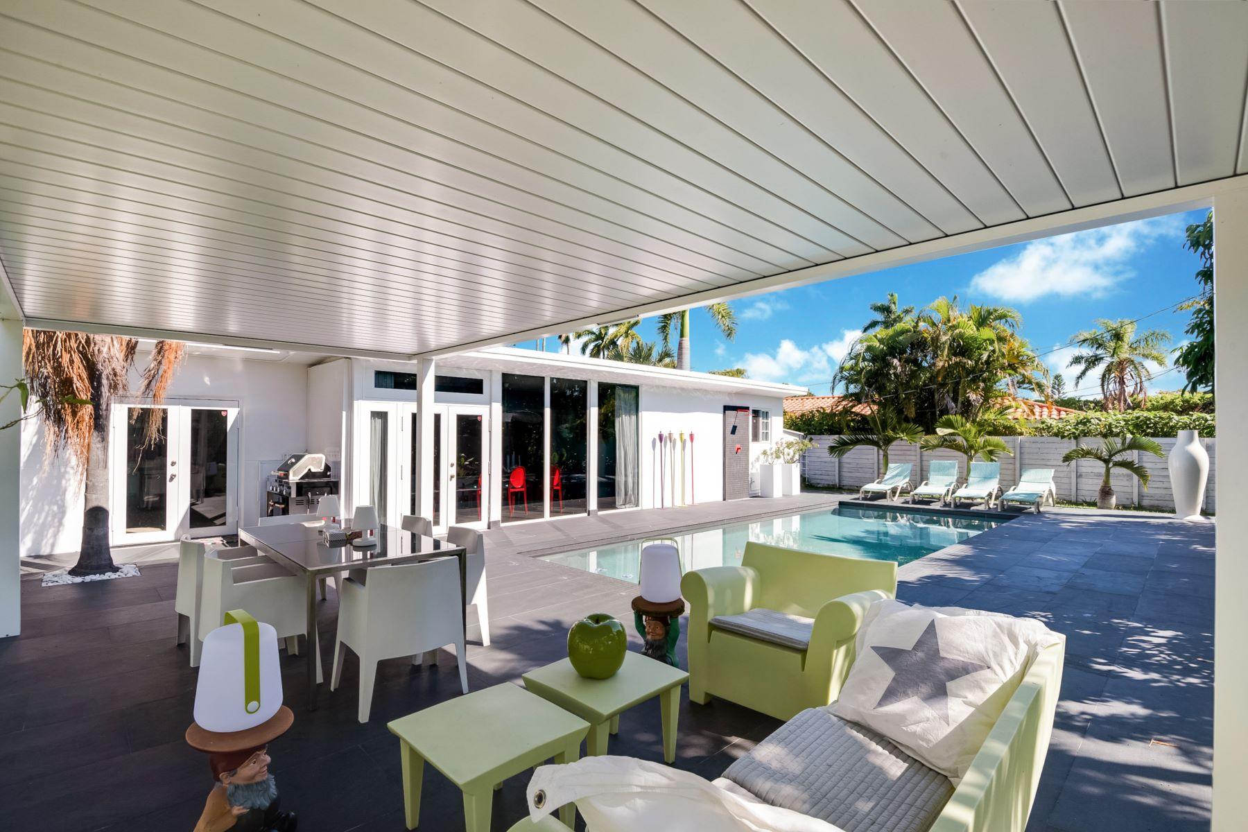 Single Family Homes for Active at 2090 Keystone Blvd North Miami, Florida 33181 United States