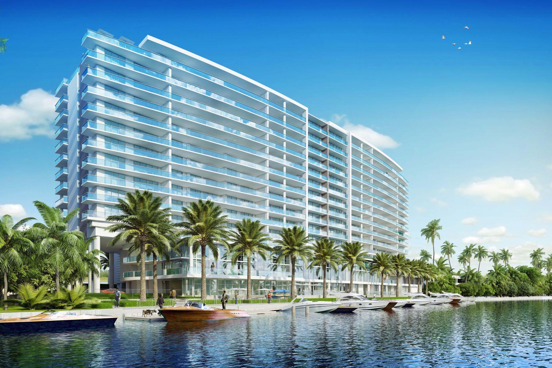 Appartement pour l Vente à 1180 N Federal Hy #607 1180 N Federal Hy 607 Fort Lauderdale, Florida, 33304 États-Unis