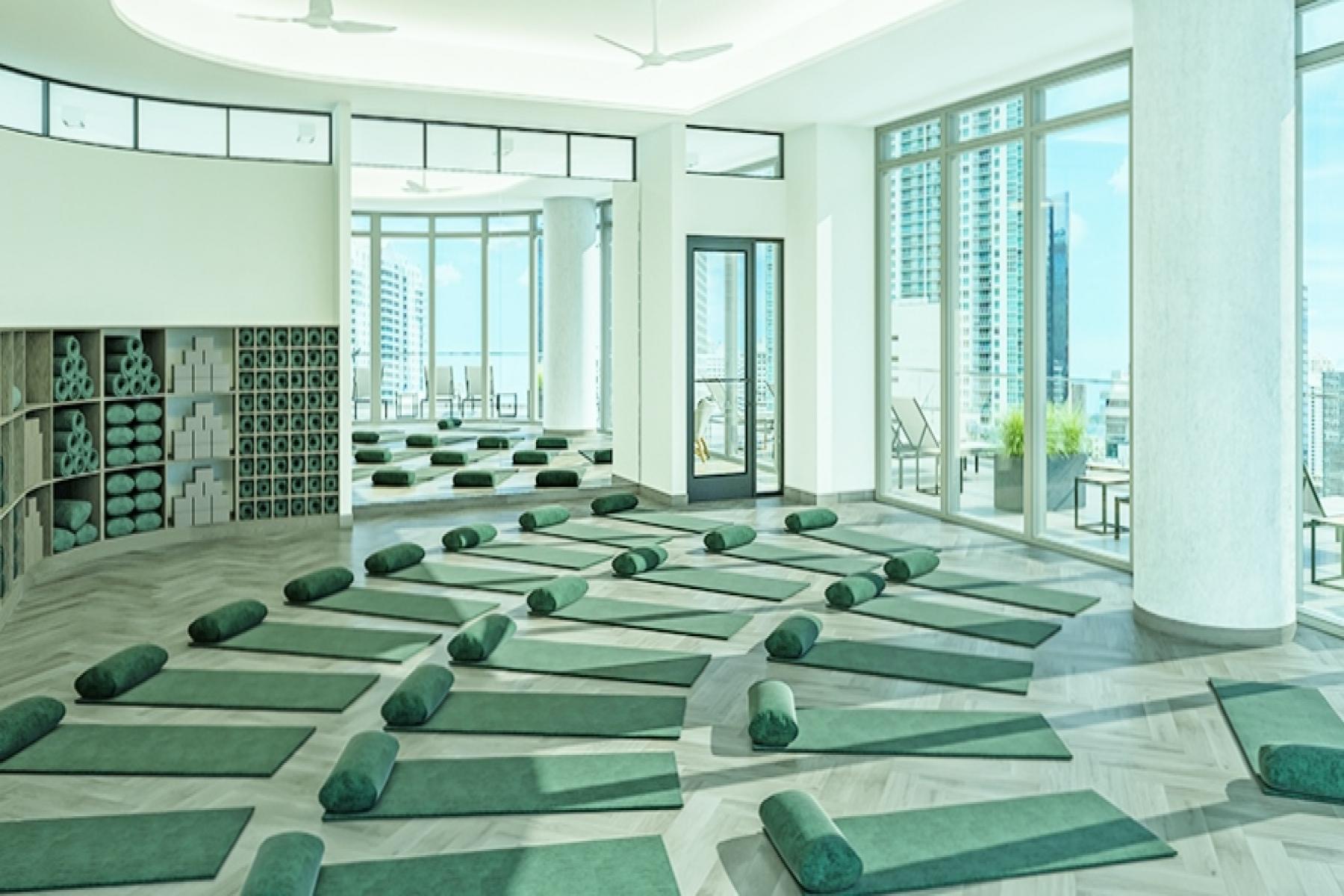 Condominium for Sale at 55 Sw 9 Street 55 Sw 9 Street 1609, Miami, Florida, 33130 United States