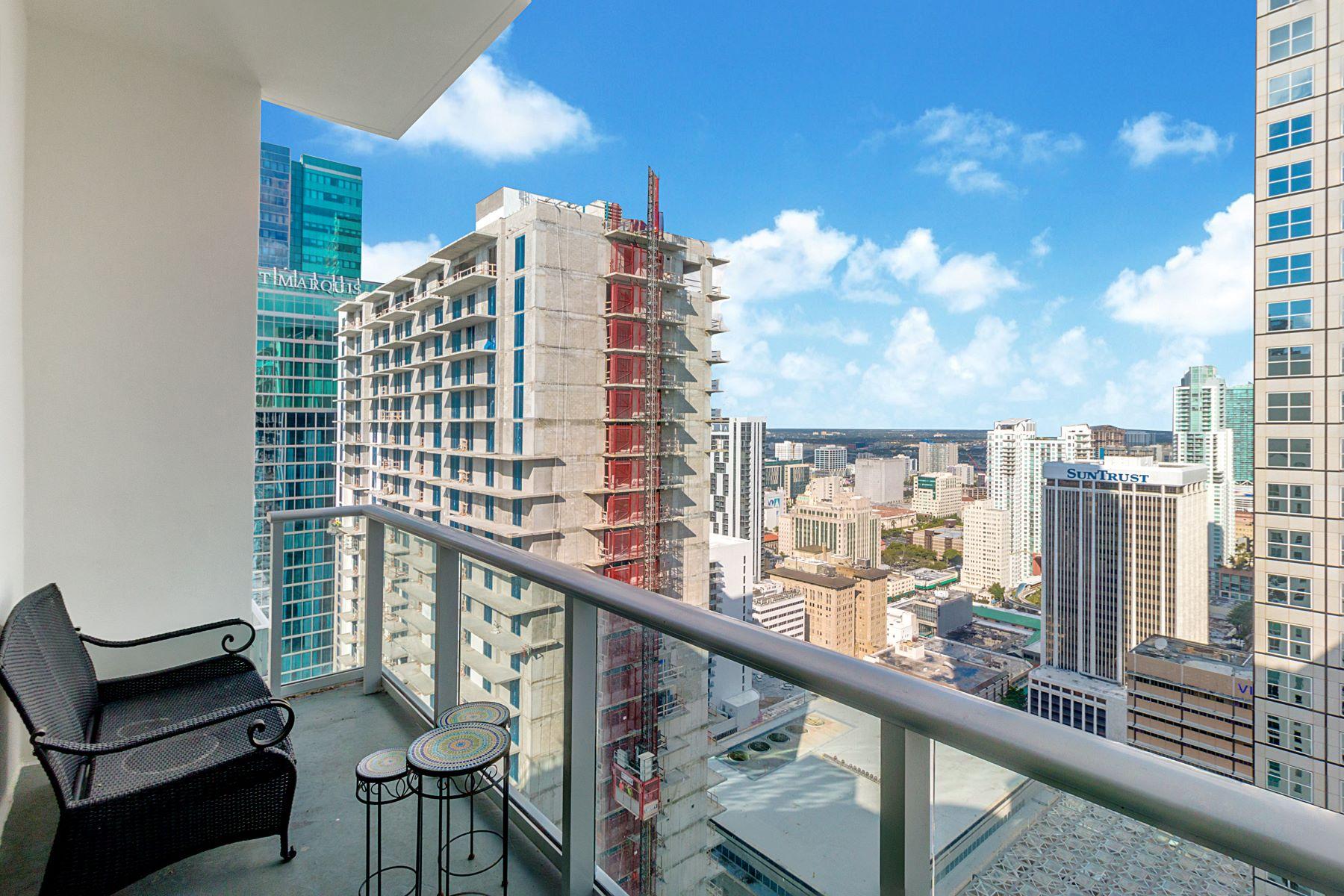 شقة بعمارة للـ Sale في 300 S Biscayne Blvd 300 S Biscayne Blvd PH3903, Miami, Florida, 33131 United States