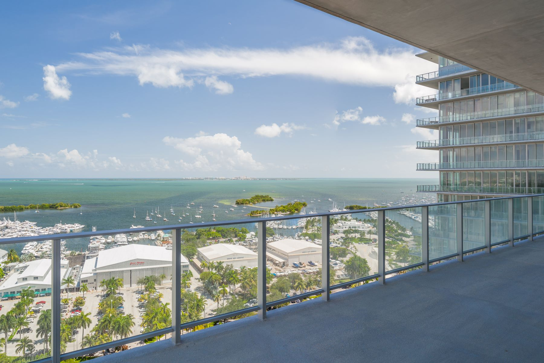 Condominium for Sale at 2669 S Bayshore Drive #1803-N 2669 S Bayshore Drive 1803-N Miami, Florida 33133 United States