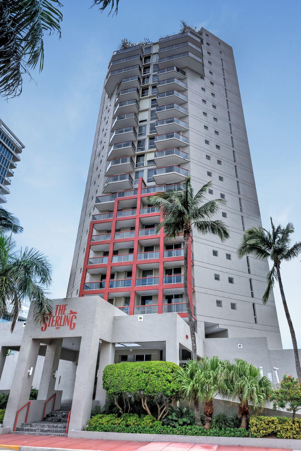 Condominium for Sale at 6767 Collins Ave # 602 6767 Collins Av 602 Miami Beach, Florida, 33141 United States
