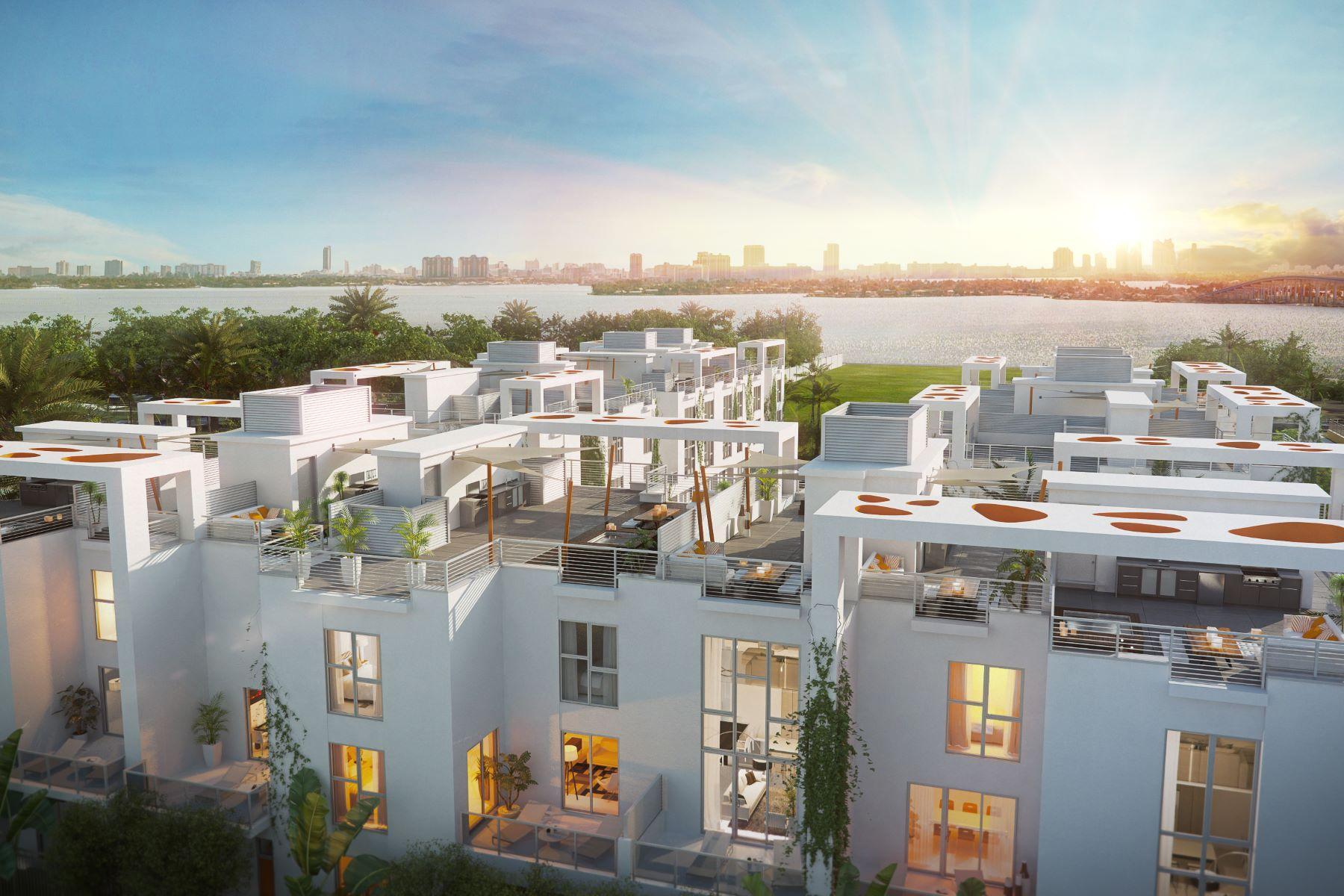 واحد منزل الأسرة للـ Sale في 455 Ne 39th St #305 Miami, Florida, 33137 United States