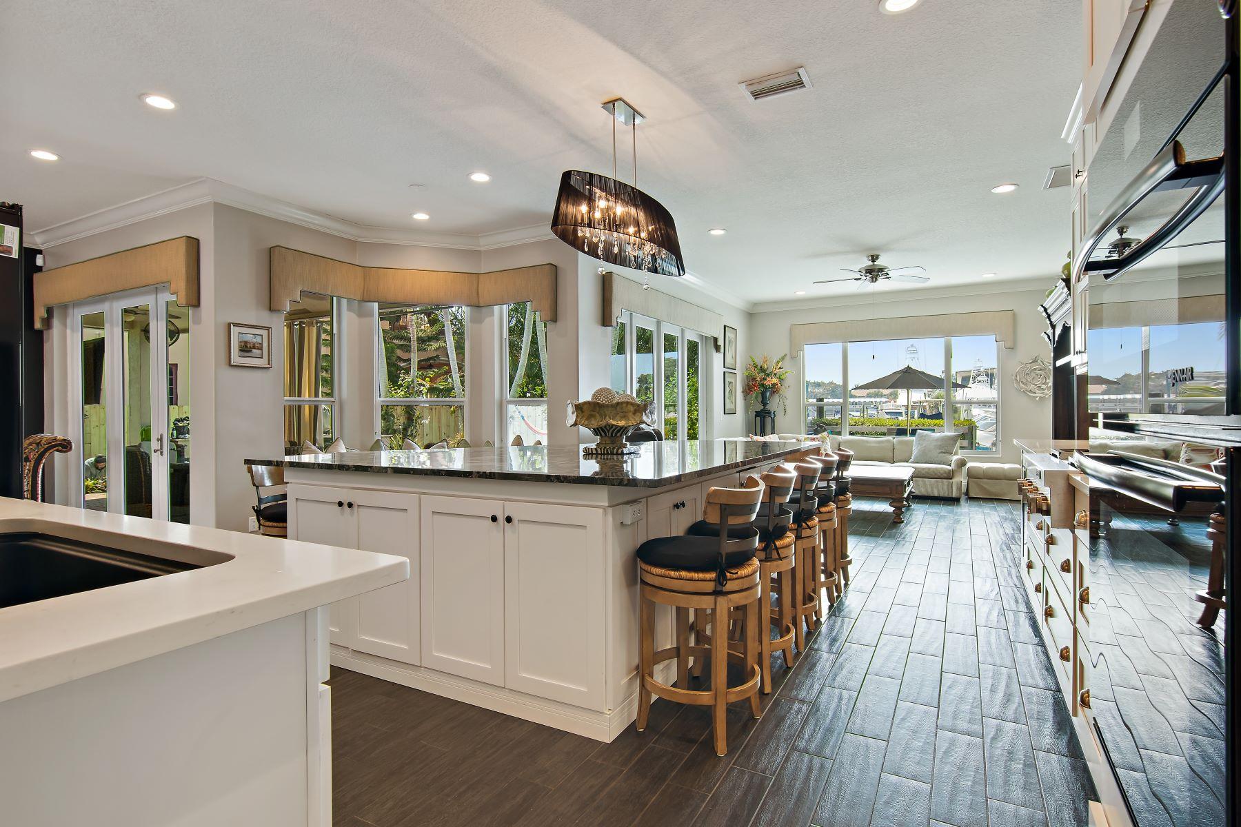 단독 가정 주택 용 매매 에 2087 N Waterway Drive North Palm Beach, 플로리다, 33408 미국