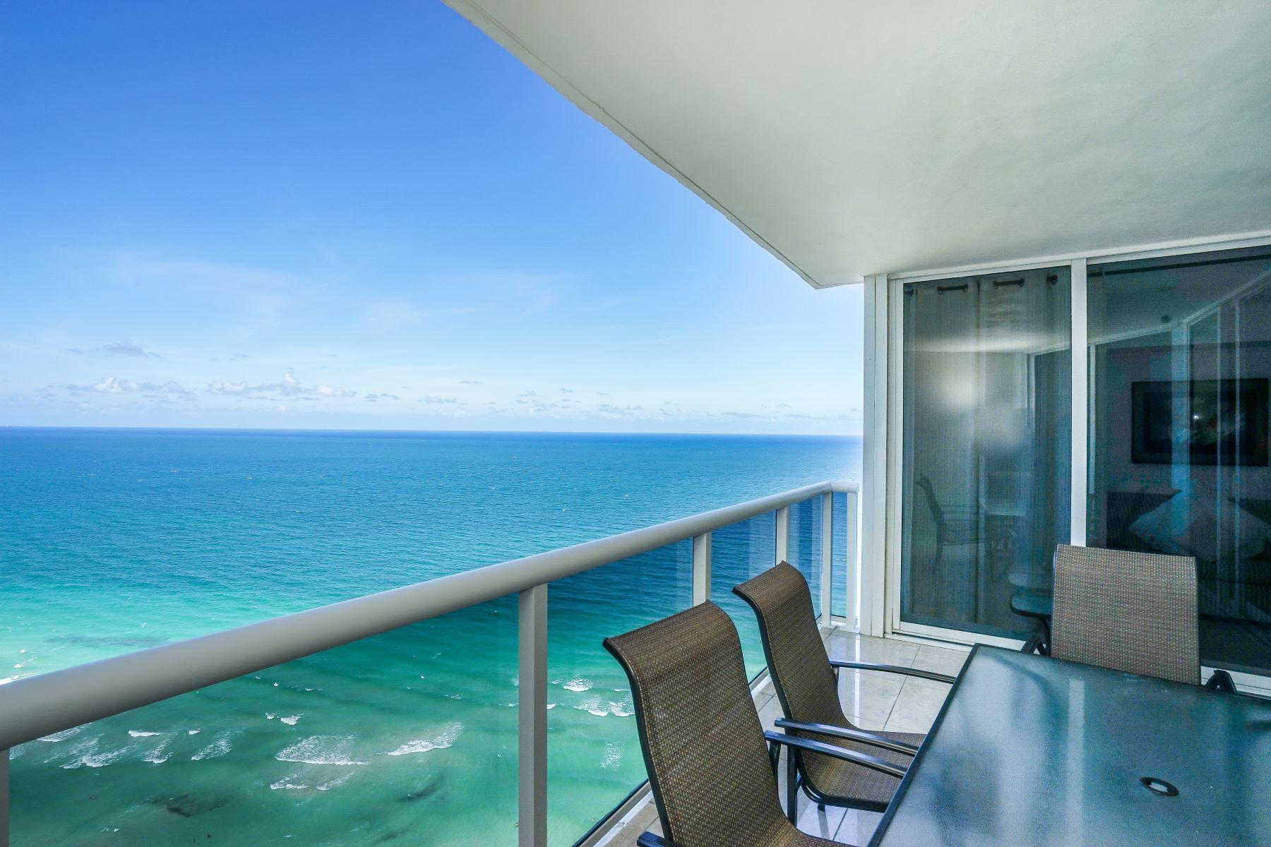 شقة بعمارة للـ Rent في 19111 Collins Ave 19111 Collins Ave 3307, Sunny Isles Beach, Florida, 33160 United States