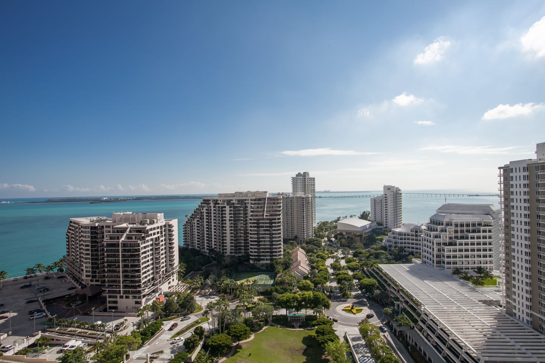 rentals property at 900 Brickell Key Blvd #1904