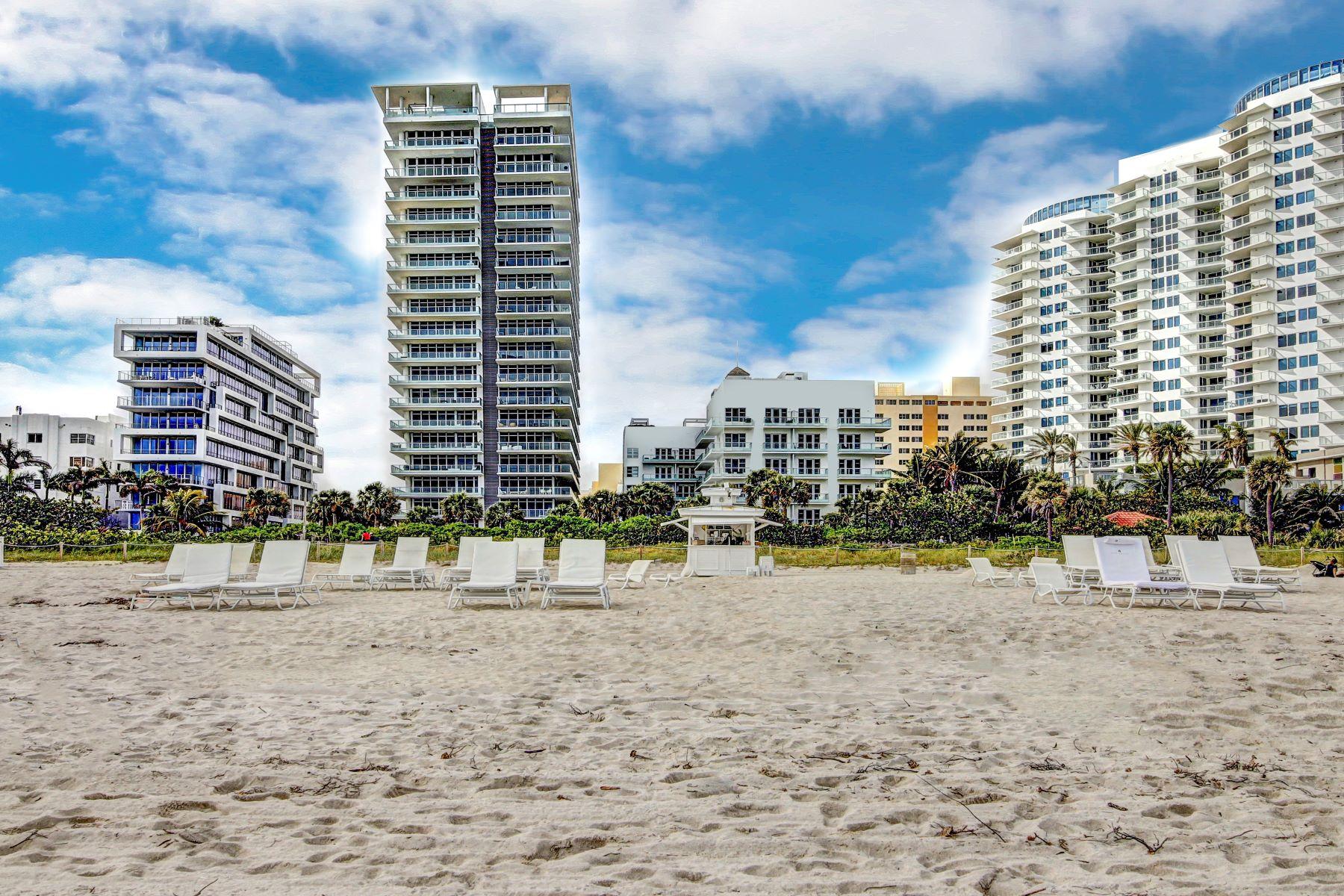 共管式独立产权公寓 为 销售 在 3737 Collins Ave 3737 Collins Ave N-303, 迈阿密海滩, 佛罗里达州, 33140 美国