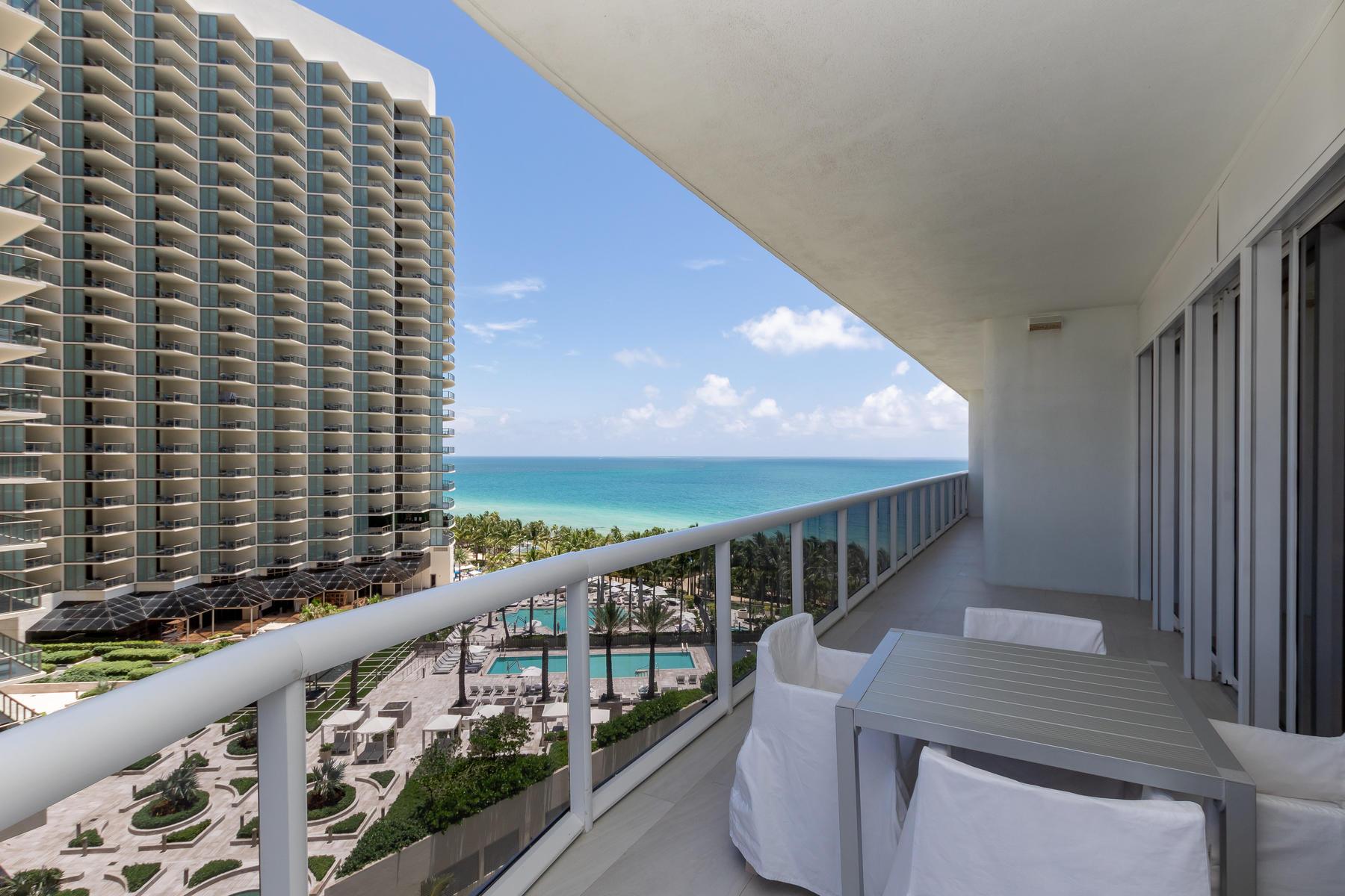 Condominiums por un Venta en 9601 Collins Ave 1001 Bal Harbour, Florida 33154 Estados Unidos