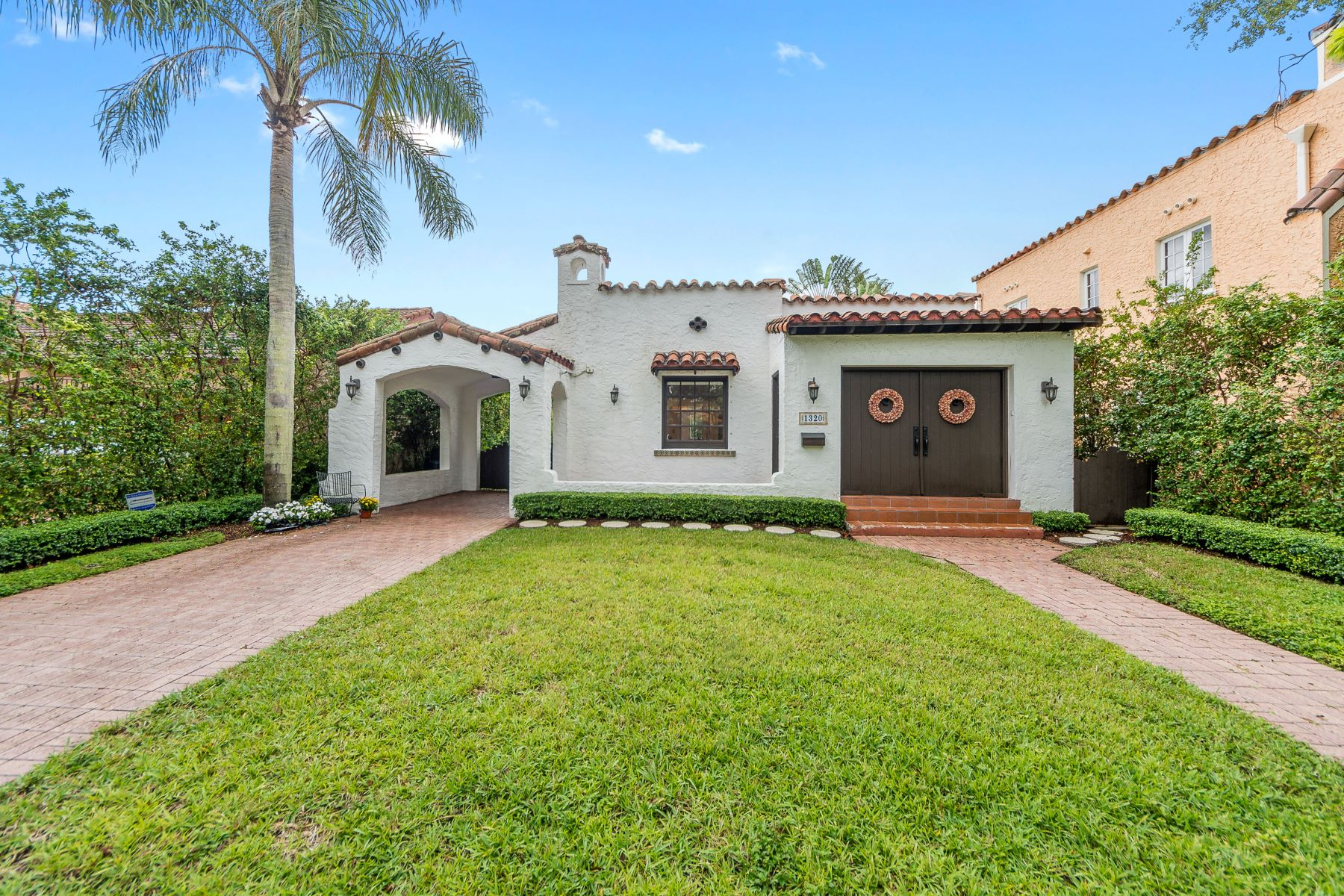 Single Family Home for Sale at 1320 Sorolla Ave Coral Gables, Florida, 33134 United States