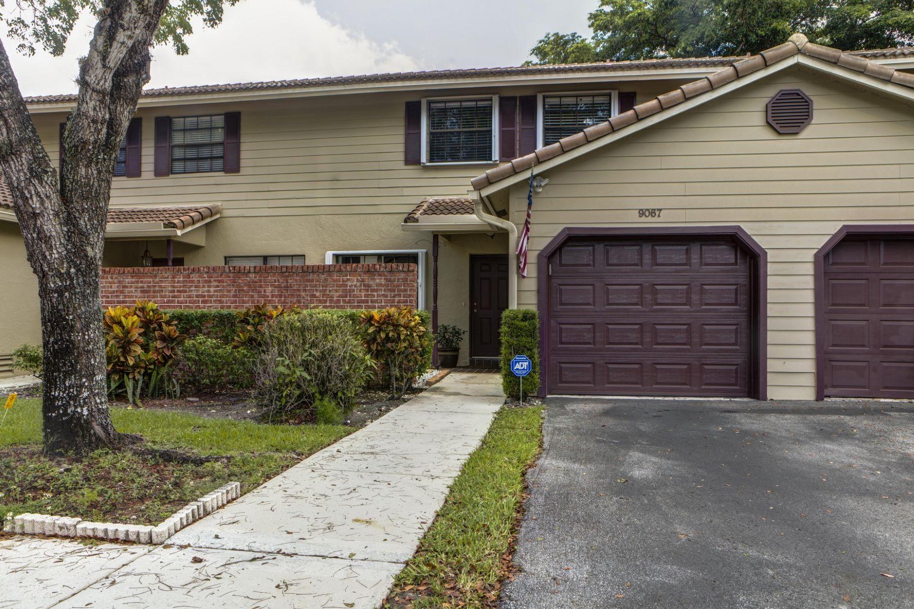 Villetta a schiera per Vendita alle ore Plantation Condo/Co-Op/Villa/Townhouse Plantation, Florida, 33324 Stati Uniti