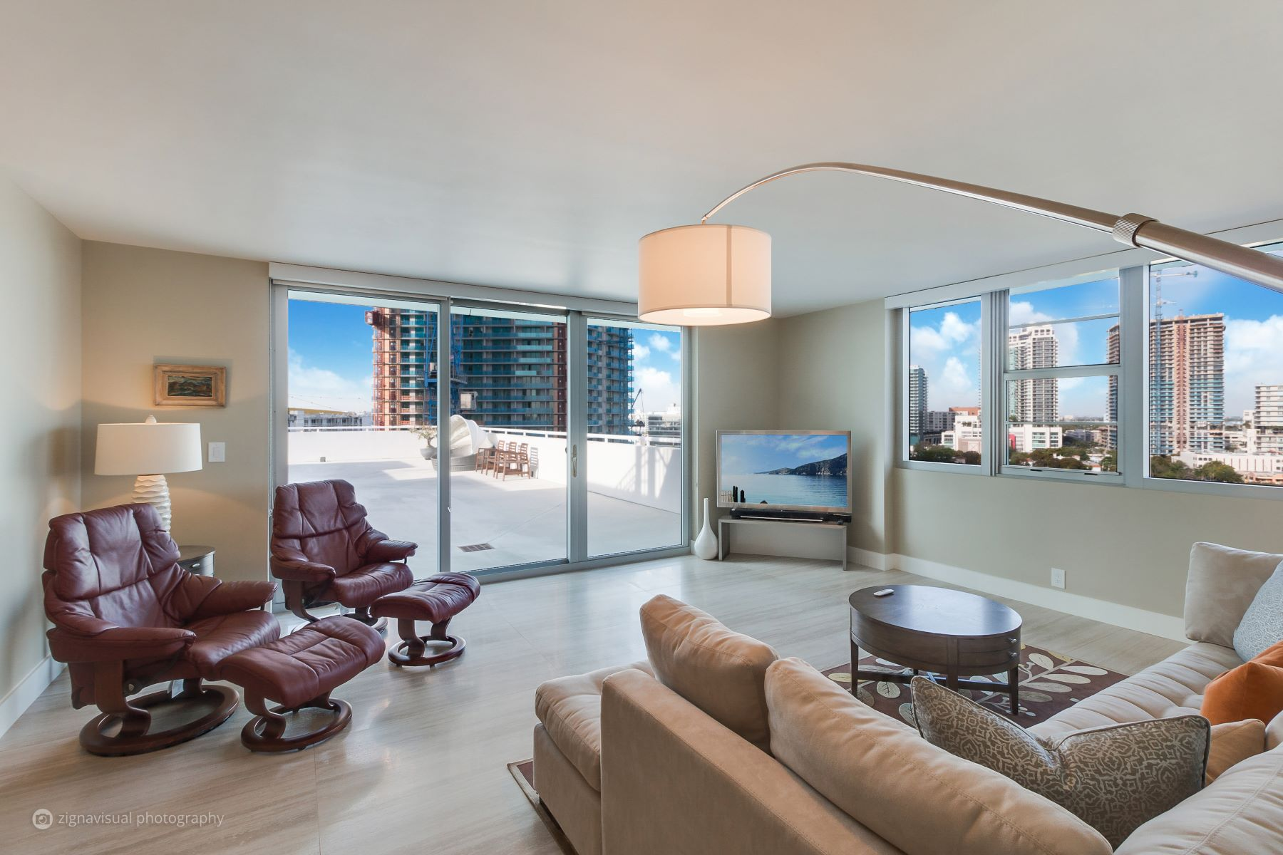 Condominium for Sale at 3301 Ne 5th Ave #Ph-1 3301 Ne 5th Ave PH-1 Miami, Florida, 33137 United States