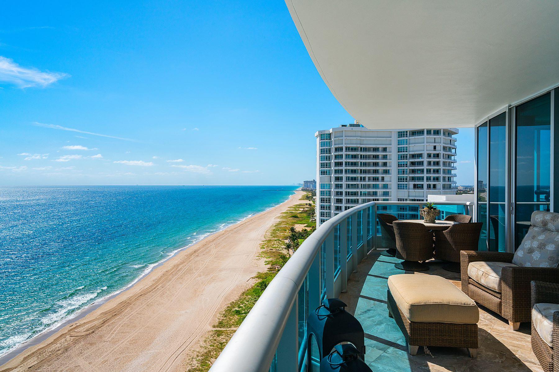 Condominium for Sale at 1600 S Ocean Blvd 1600 S Ocean Blvd 1501, Lauderdale By The Sea, Florida, 33062 United States