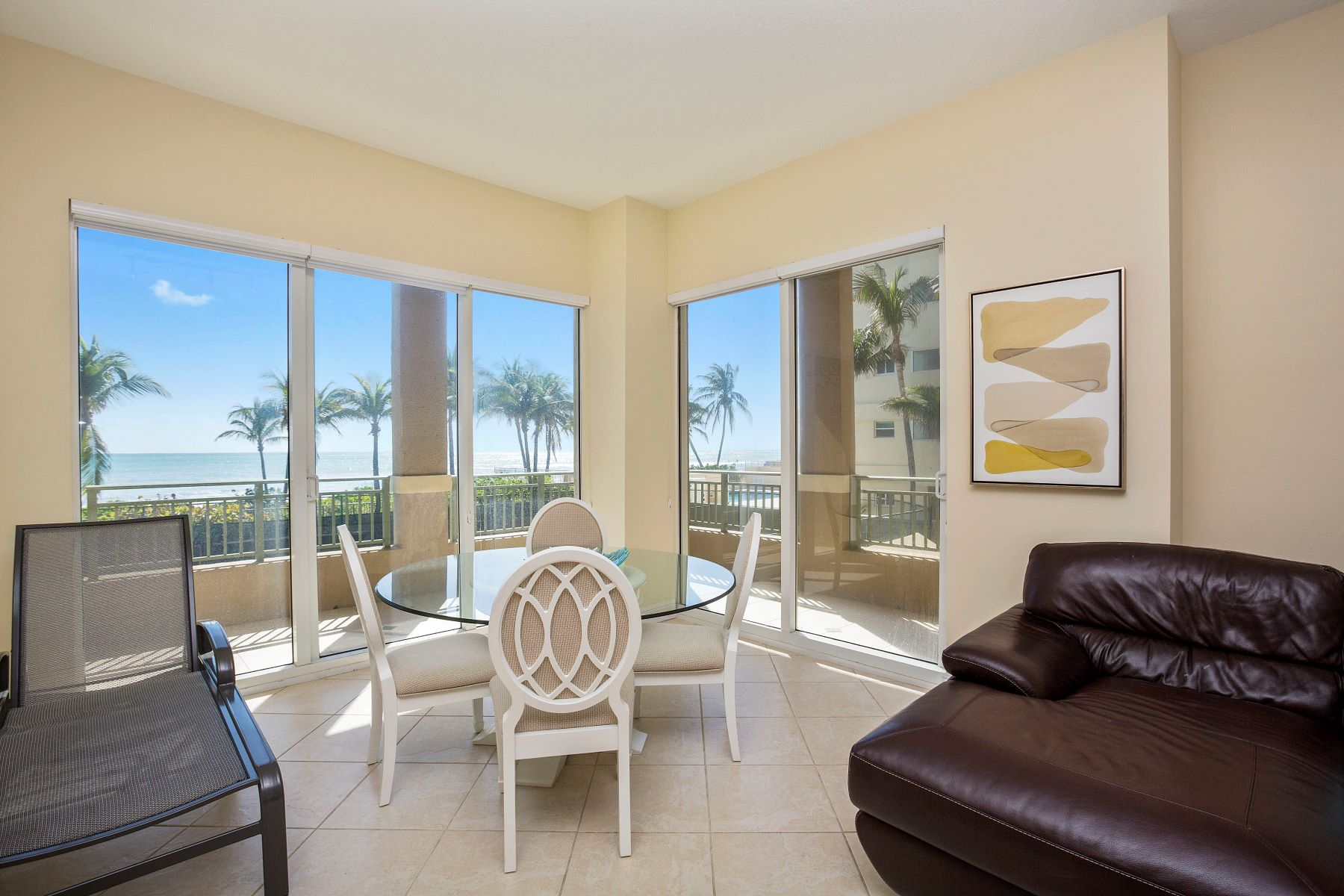Condominiums for Sale at JUST REDUCED! 2080 S Ocean Dr 111, Hallandale, Florida 33009 United States