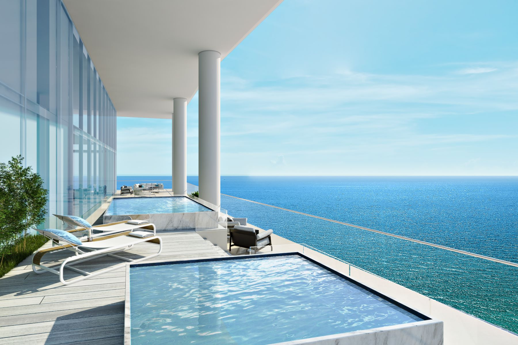 Condominium for Sale at 18501 Collins Ave #PH01 18501 Collins Ave PH01 Sunny Isles Beach, Florida 33160 United States