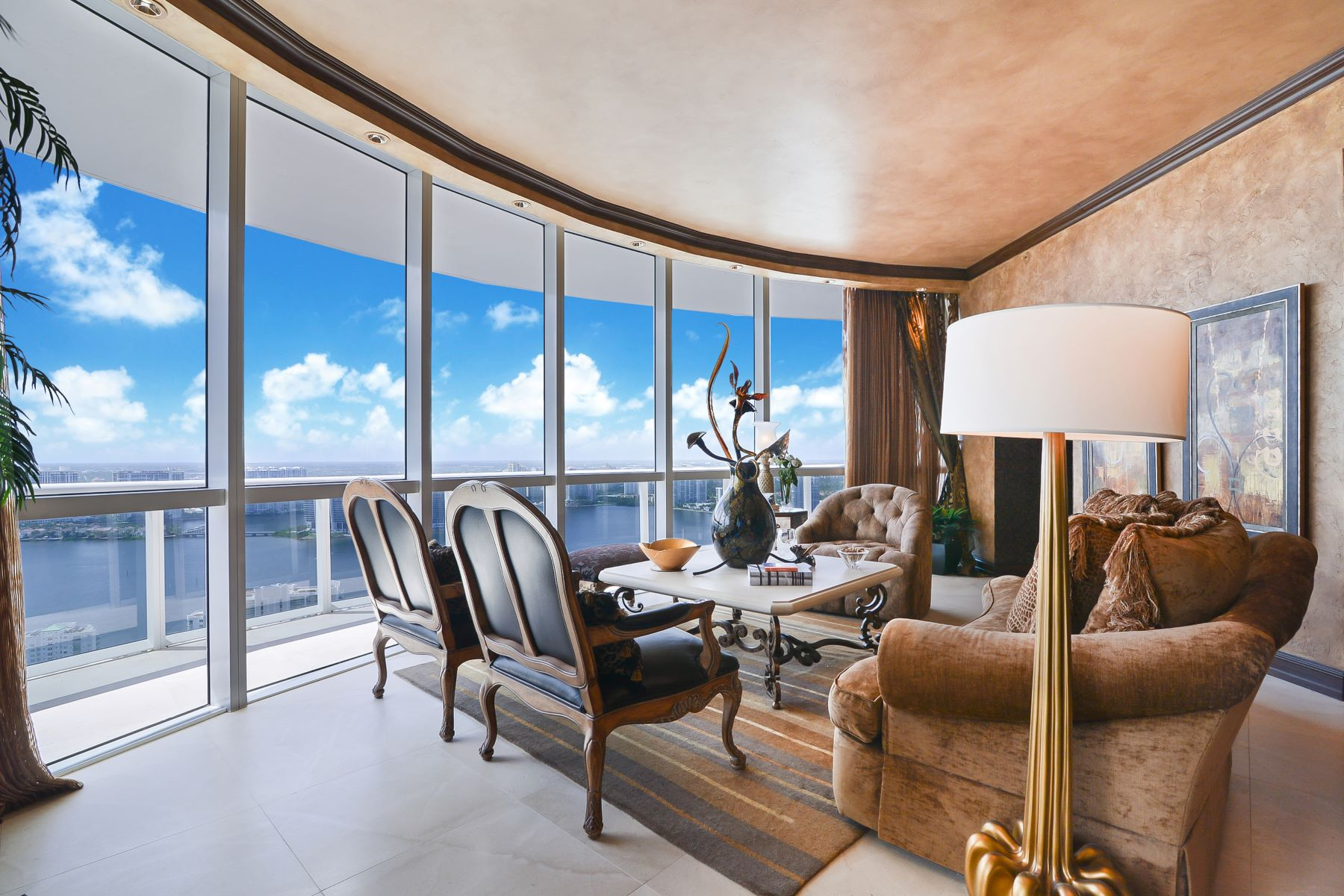 Condominiums for Active at 18101 Collins Ave 4801 Sunny Isles Beach, Florida 33160 United States