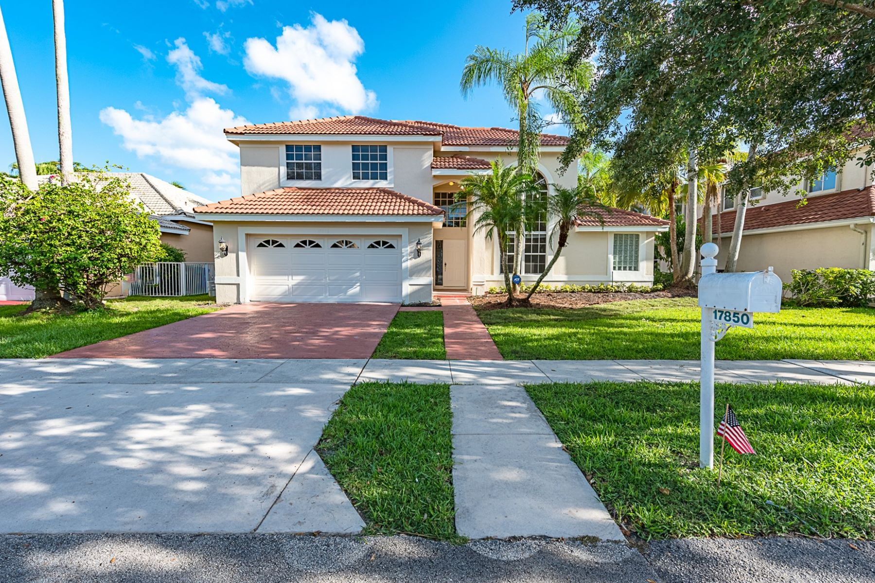 واحد منزل الأسرة للـ Rent في 17850 Nw 15th Ct 17850 Nw 15th Ct 17850, Pembroke Pines, Florida, 33029 United States