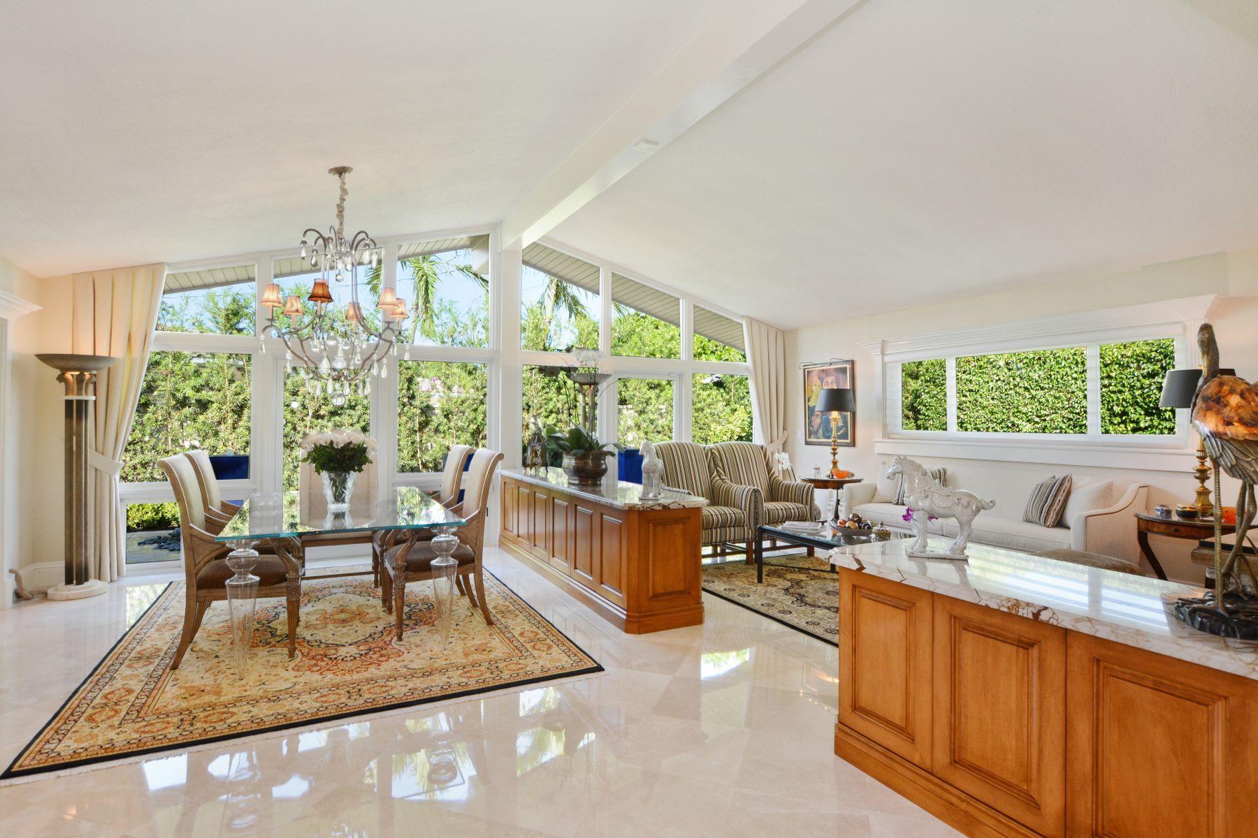 단독 가정 주택 용 매매 에 4200 Ne 28th Ave Fort Lauderdale, 플로리다, 33308 미국