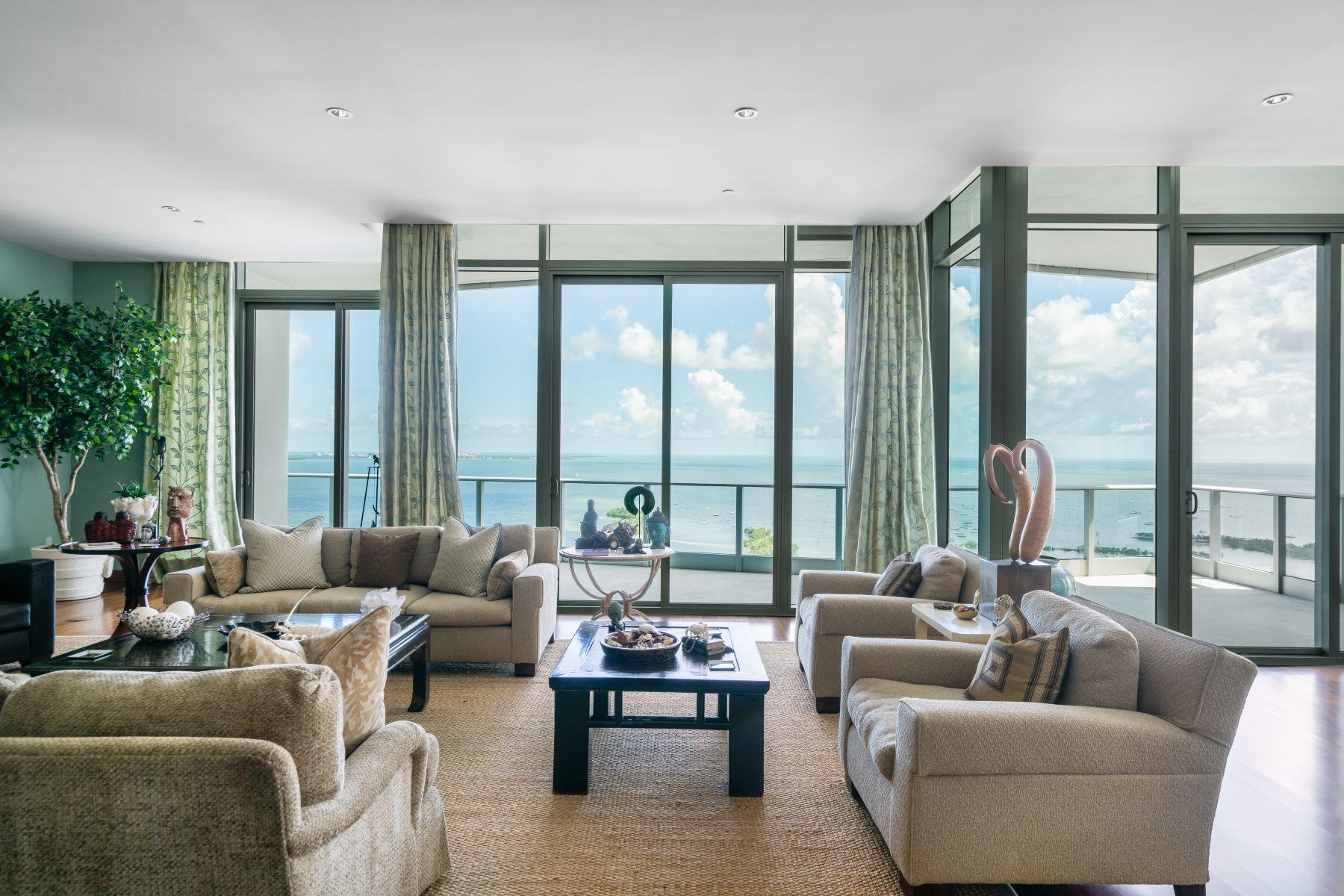 Appartement voor Verkoop op 2627 S Bayshore Dr 2627 S Bayshore Dr 3202 Miami, Florida 33133 Verenigde Staten