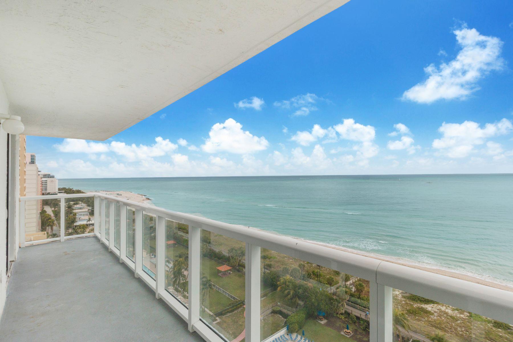 共管物業 為 出售 在 2457 Collins Ave #1703 2457 Collins Ave 1703, Miami Beach, 佛羅里達州, 33140 美國