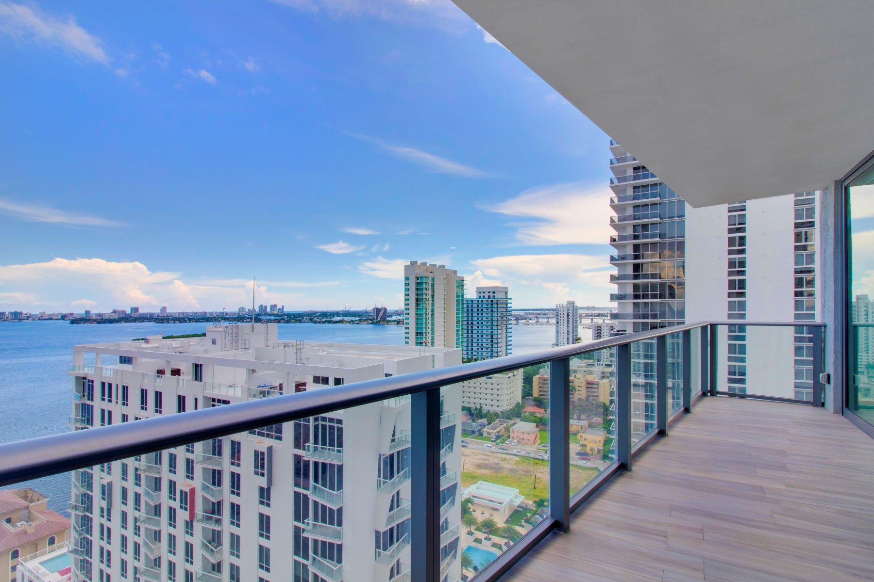 共管式独立产权公寓 为 销售 在 460 Ne 28th St 460 Ne 28th St 2308, 迈阿密, 佛罗里达州, 33137 美国