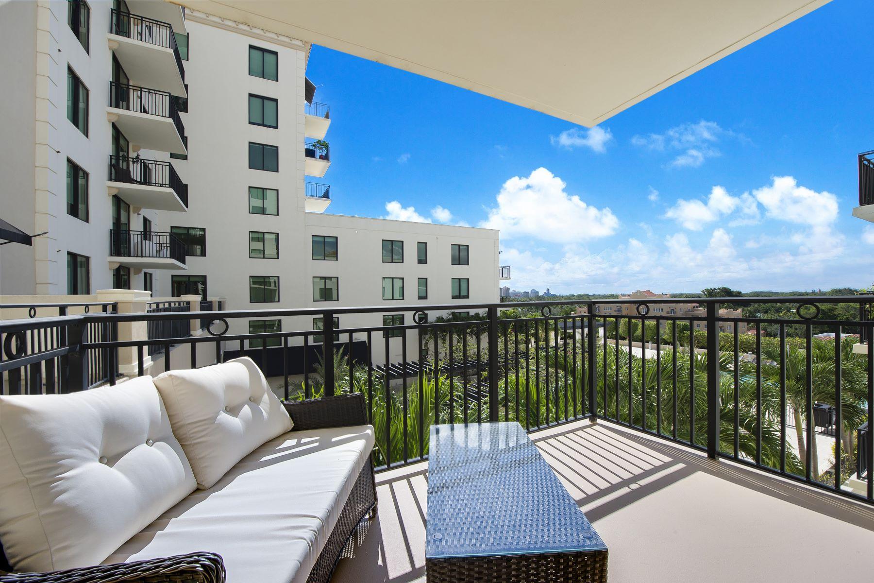 Condominium for Sale at 1300 Ponce De Leon Blvd 1300 Ponce De Leon Blvd 714, Coral Gables, Florida, 33134 United States