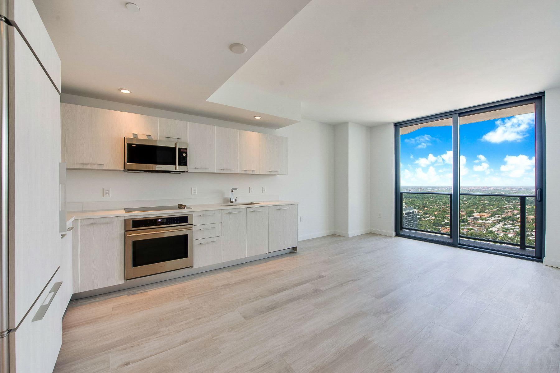 Condominium for Sale at 55 Sw 9th 55 Sw9th 3607 Miami, Florida, 33130 United States
