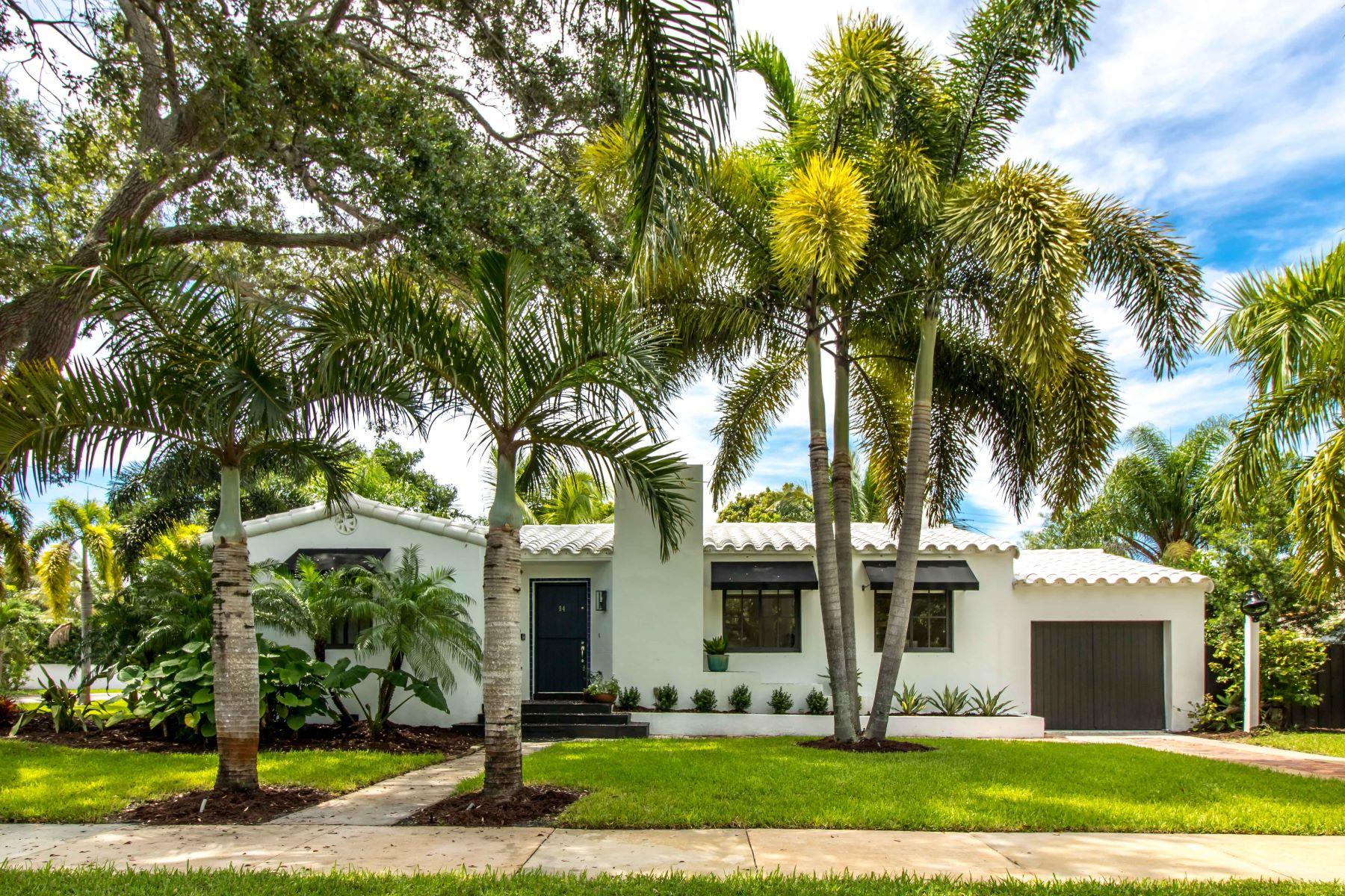一戸建て のために 売買 アット 94 Ne 102nd St 94 Ne102nd St Miami Shores, フロリダ, 33138 アメリカ合衆国