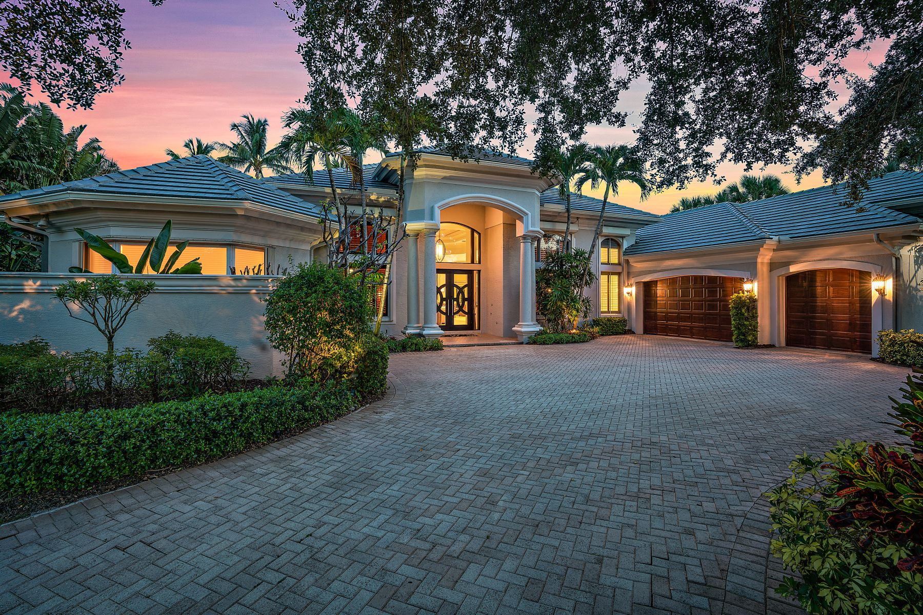 Single Family Homes for Active at 12920 Marsh Landing(s) Palm Beach Gardens, Florida 33418 United States