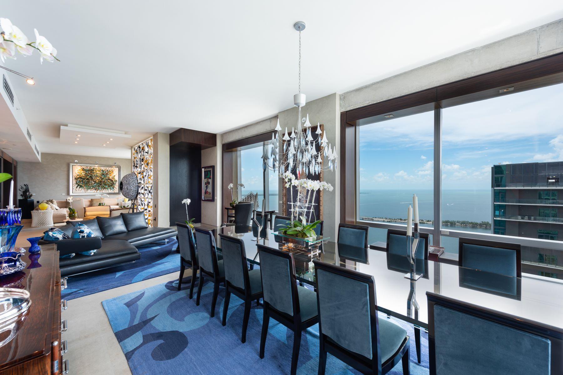 Condominiums por un Venta en 1425 Brickell Ave 60ABC Miami, Florida 33131 Estados Unidos