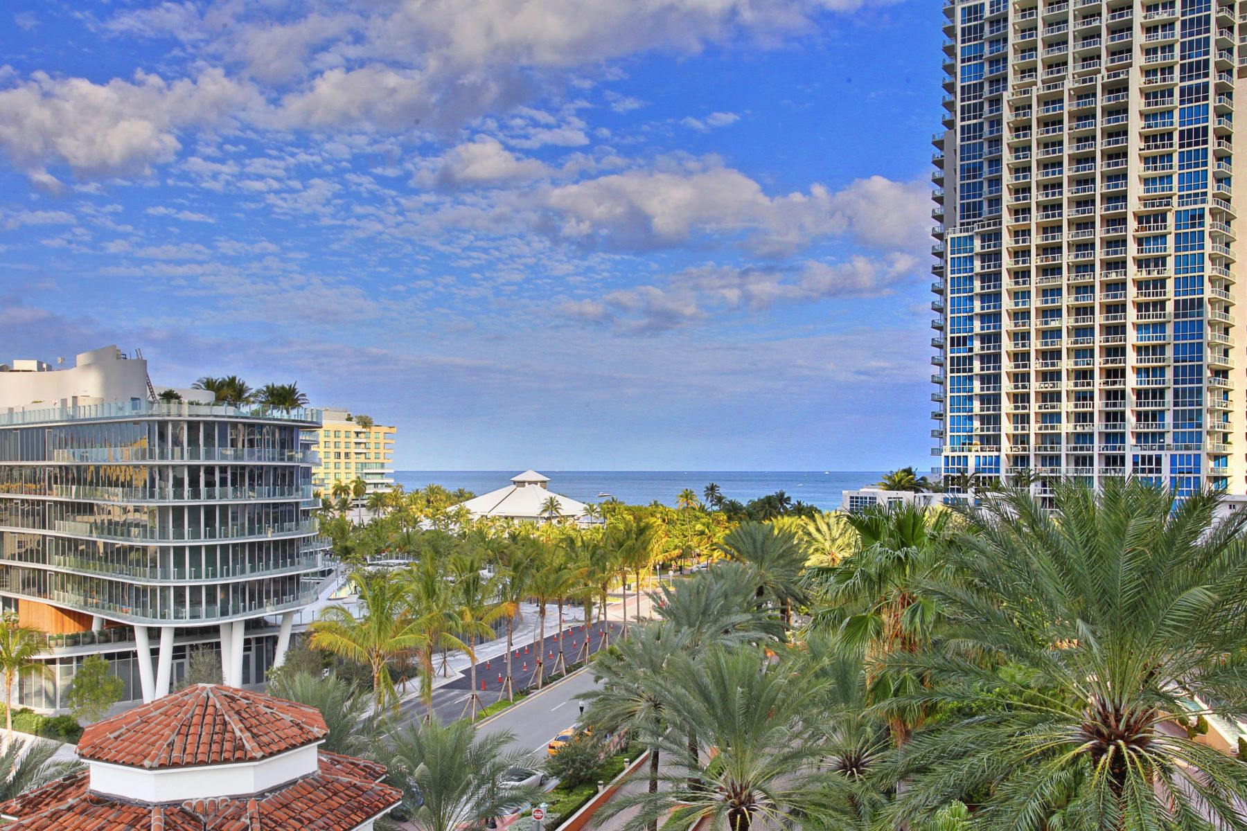 sales property at 300 S Pointe Dr 705