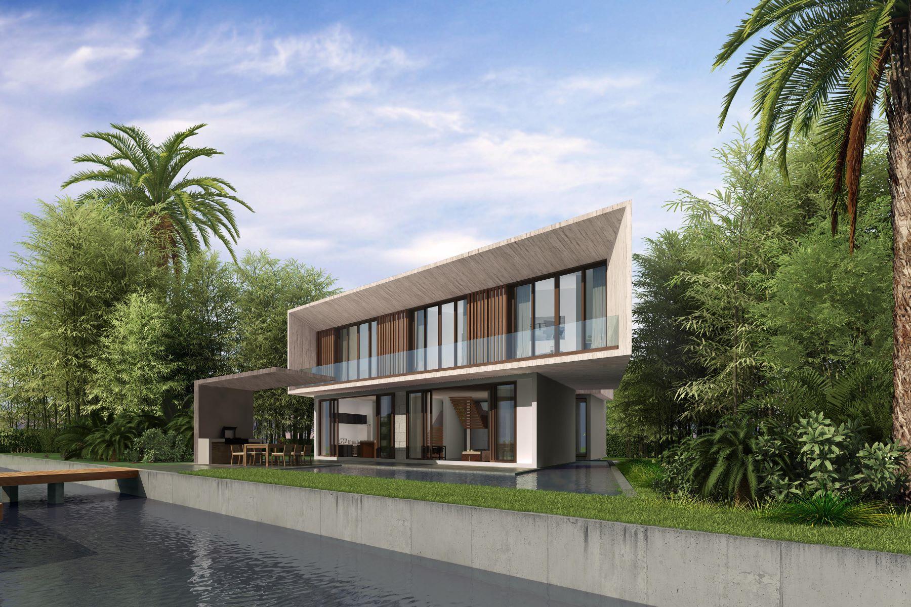 一戸建て のために 売買 アット 3166 N Bay Rd Miami Beach, フロリダ, 33140 アメリカ合衆国