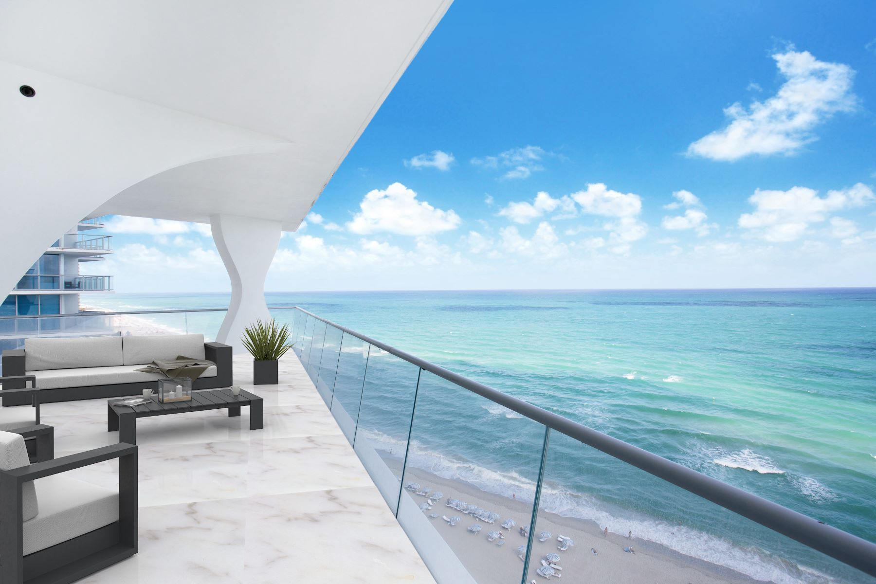 Condominiums for Sale at 16901 Collins Ave 1505, Sunny Isles Beach, Florida 33160 United States