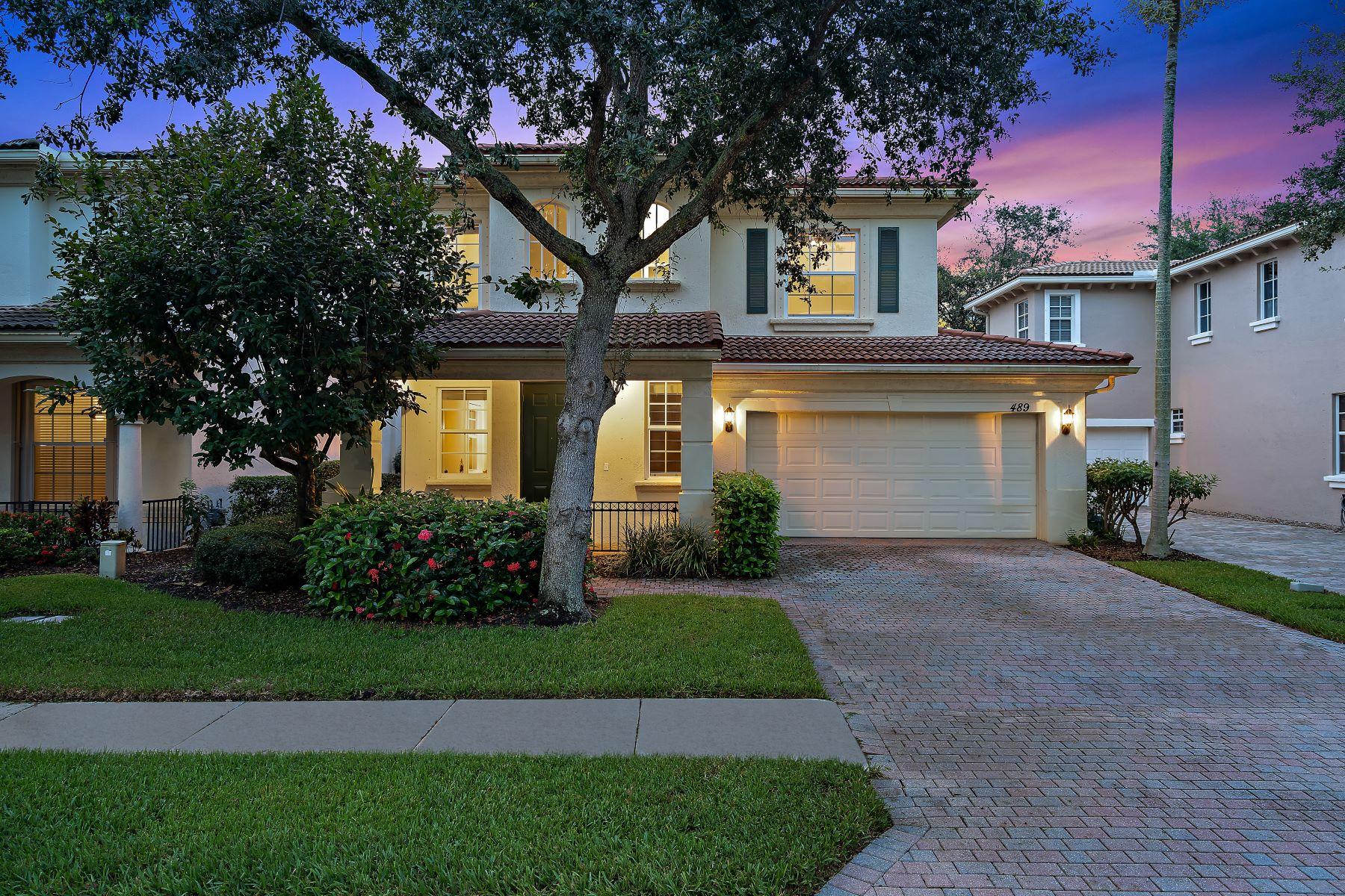 Single Family Homes für Verkauf beim Palm Beach Gardens, Florida 33410 Vereinigte Staaten